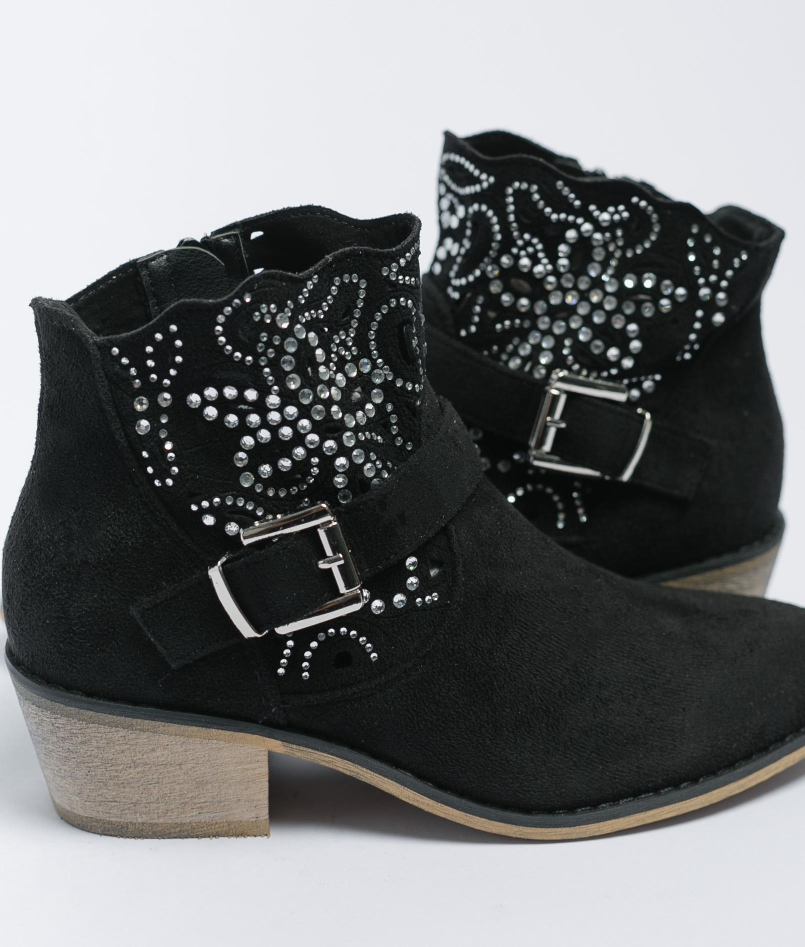 Boot Petite Kevia - Noir