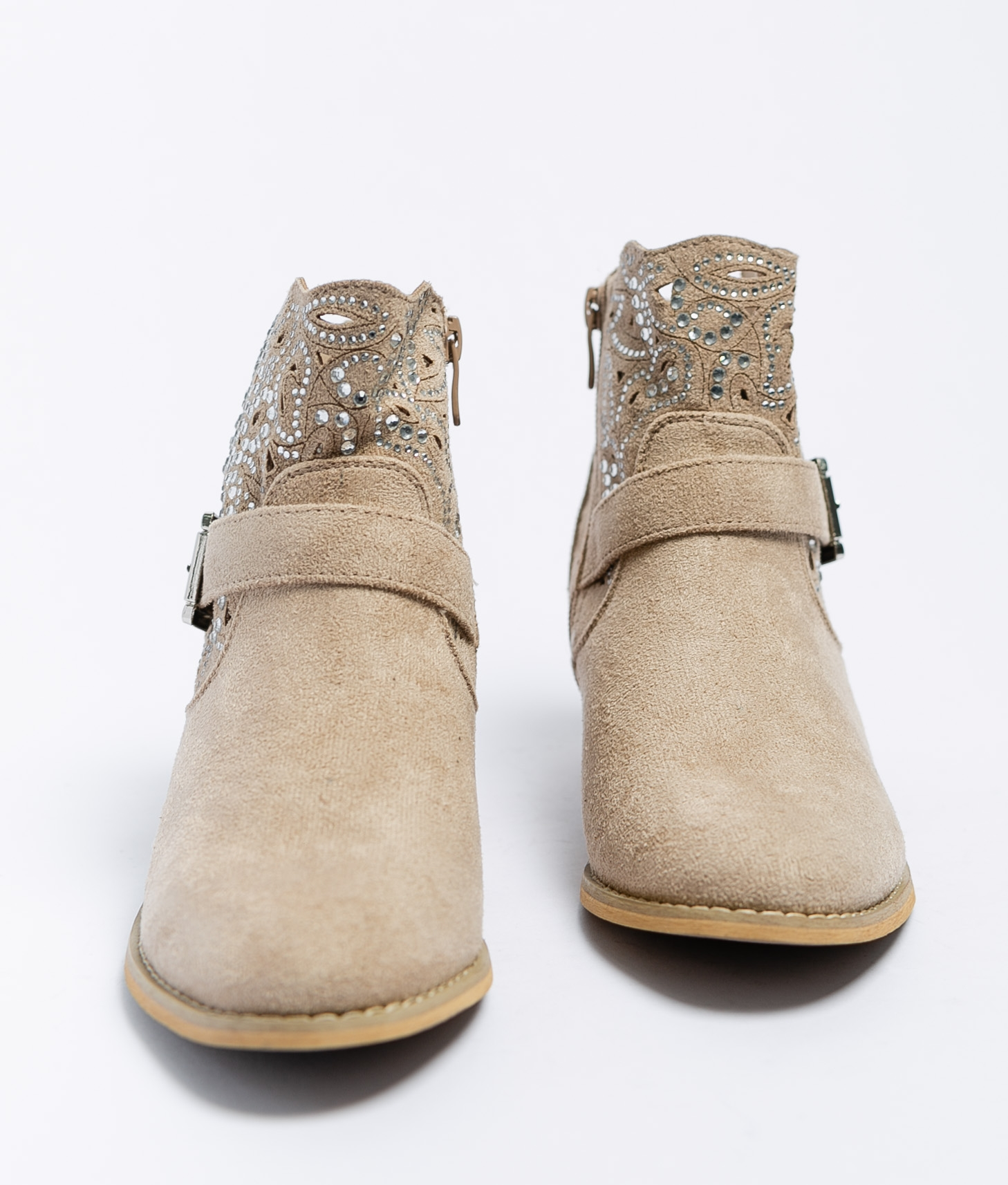 Boot Petite Kevia - Beige