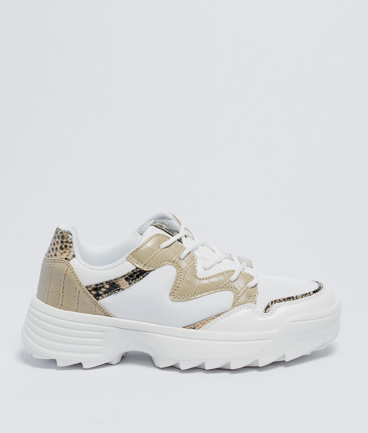 Sneakers Graza - Bege
