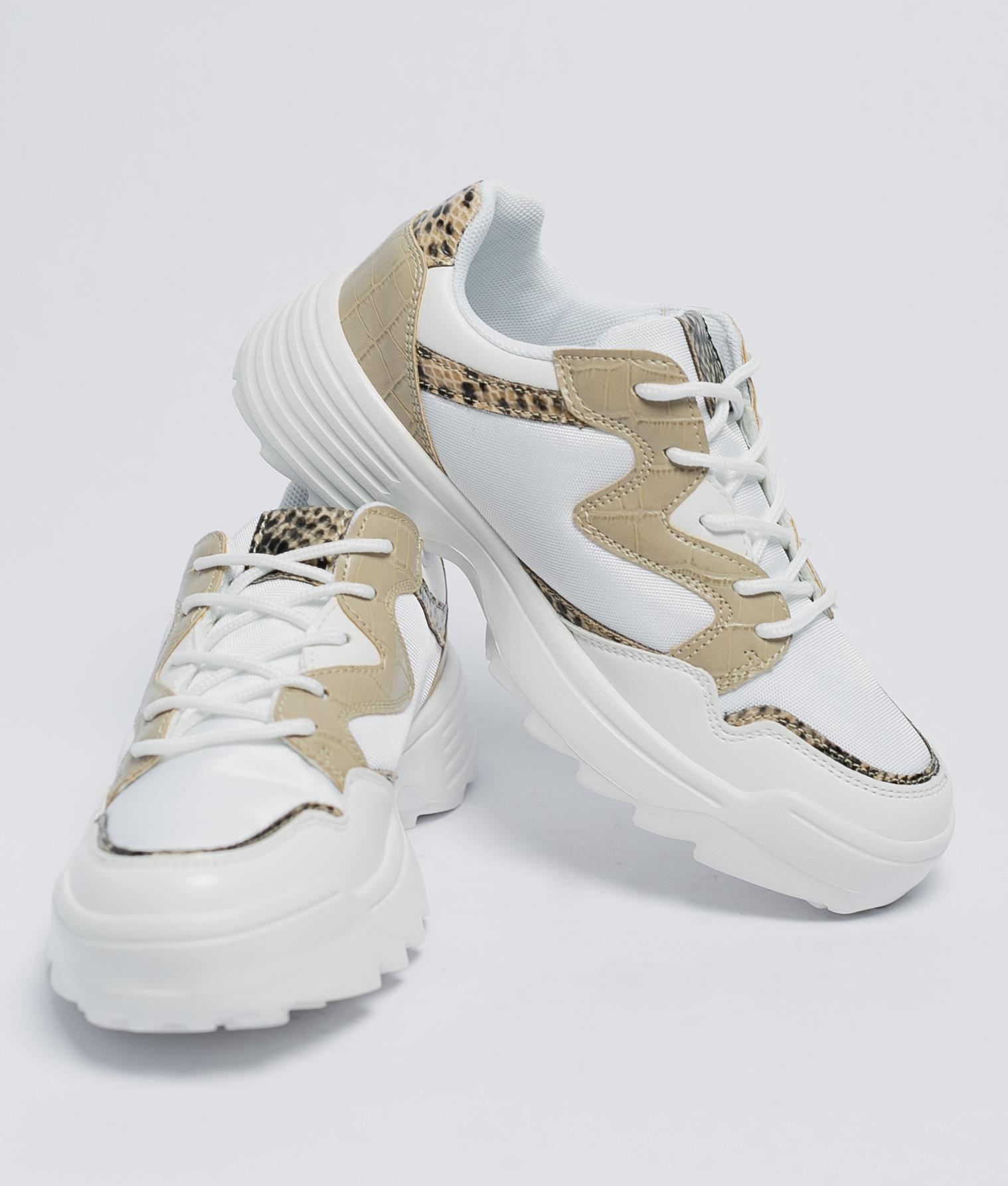 Sneakers Graza - Beige