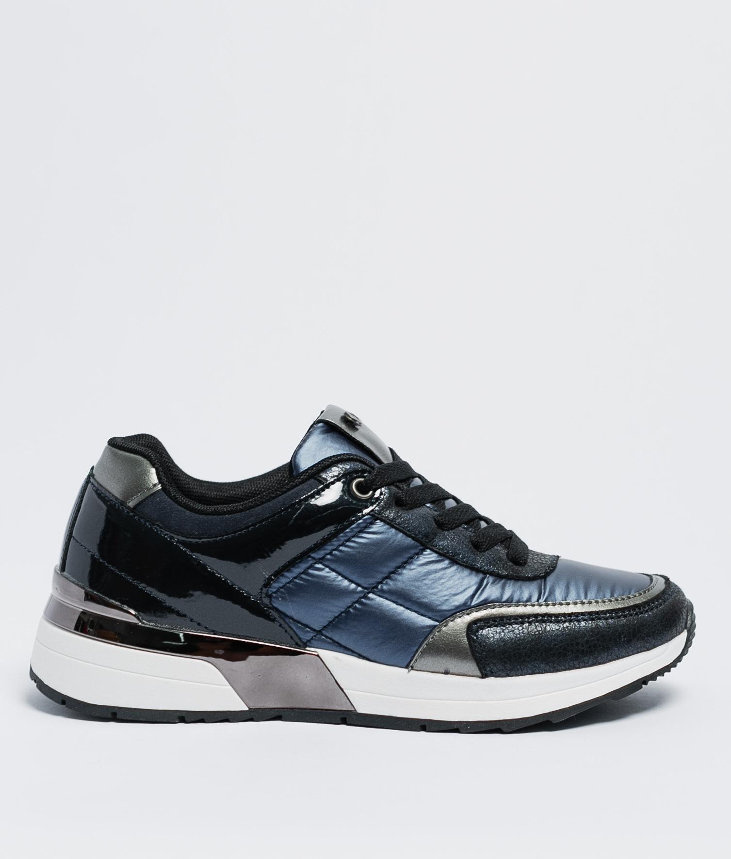 Sneakers Albero - Bleu Marine