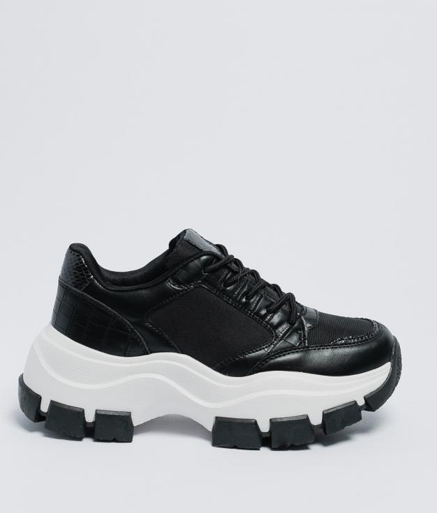 Sneakers Aracena - Preto