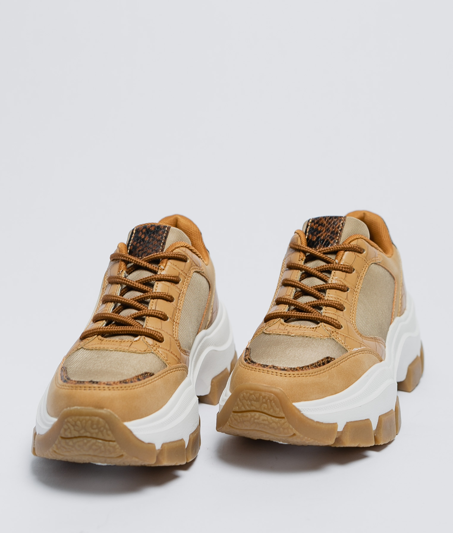 Sneakers Aracena - Camelho