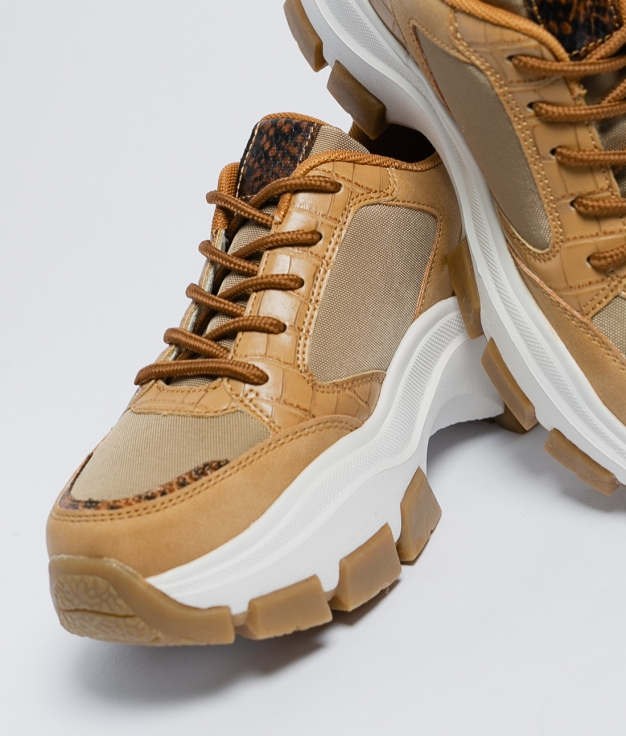 Sneakers Aracena - Chameau