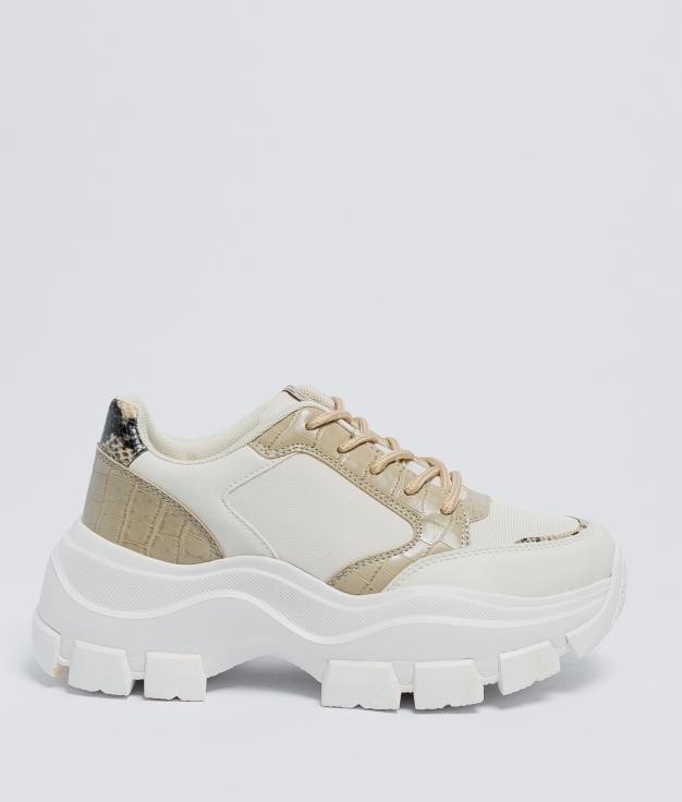 Sneakers Aracena - Bege