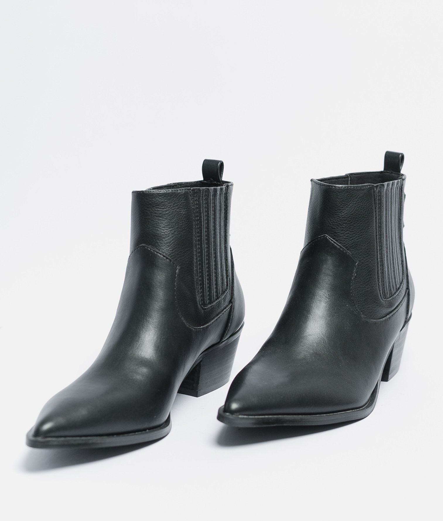 Low Boot Lunia - Black