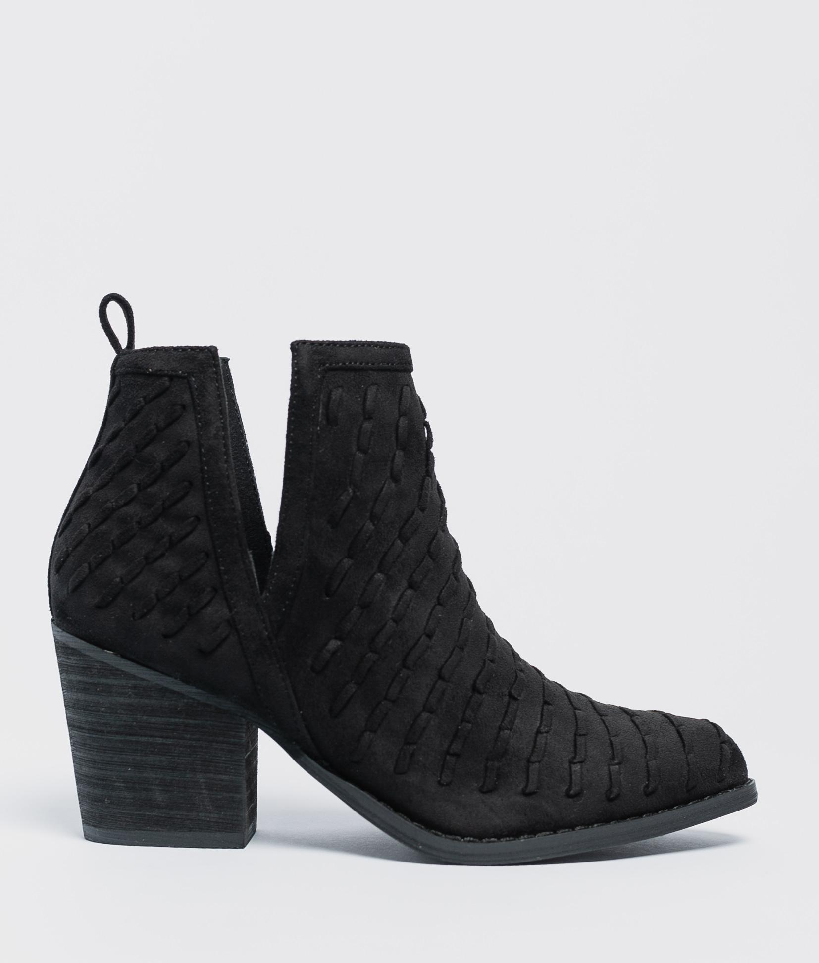 Low Boot Artis - Black
