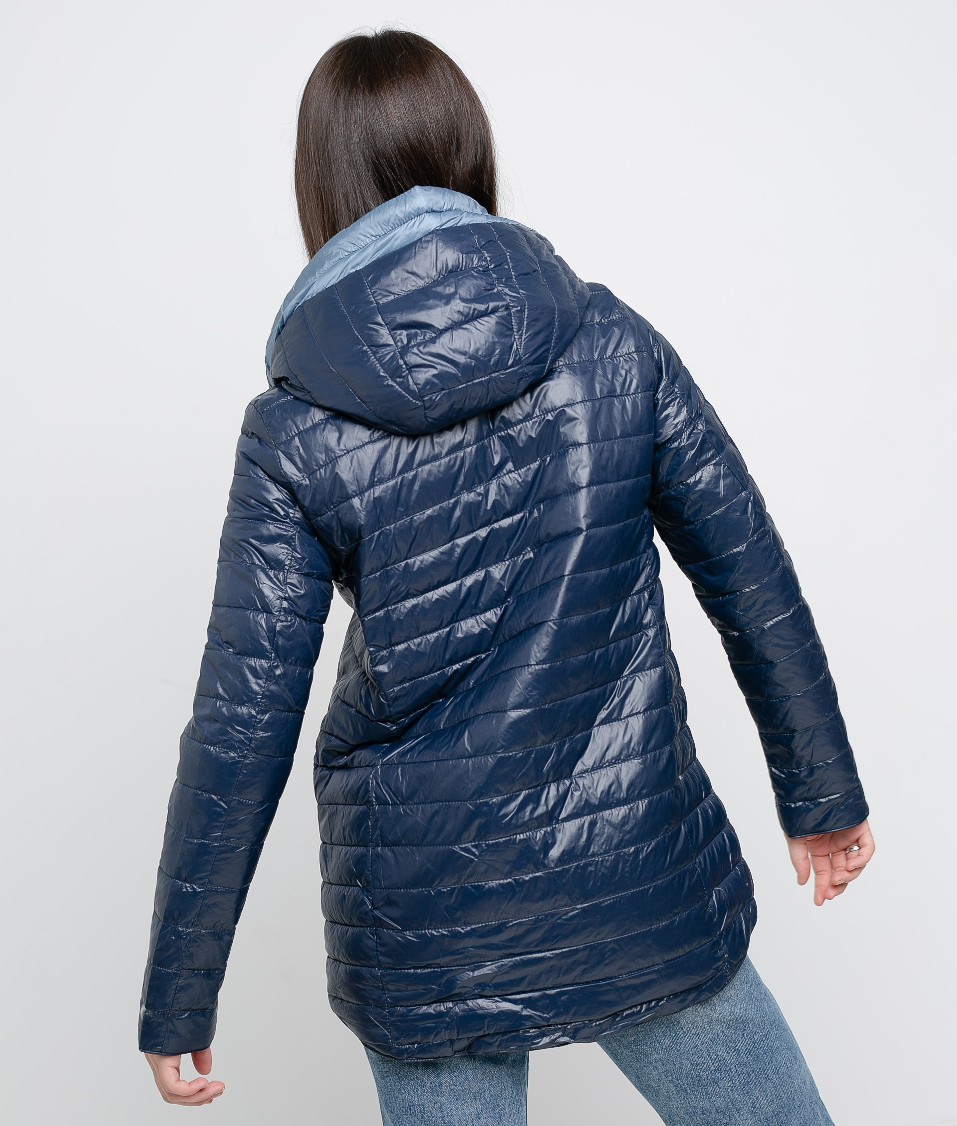 JACKET LUBREN - BLUE NAVY