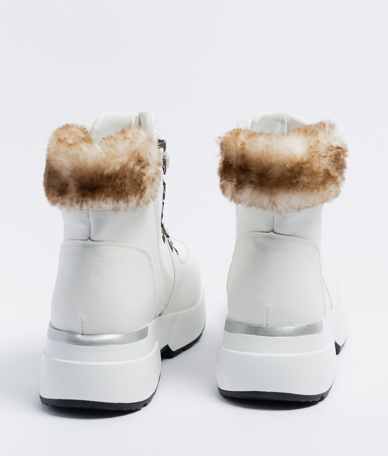 Low boot Moila - White