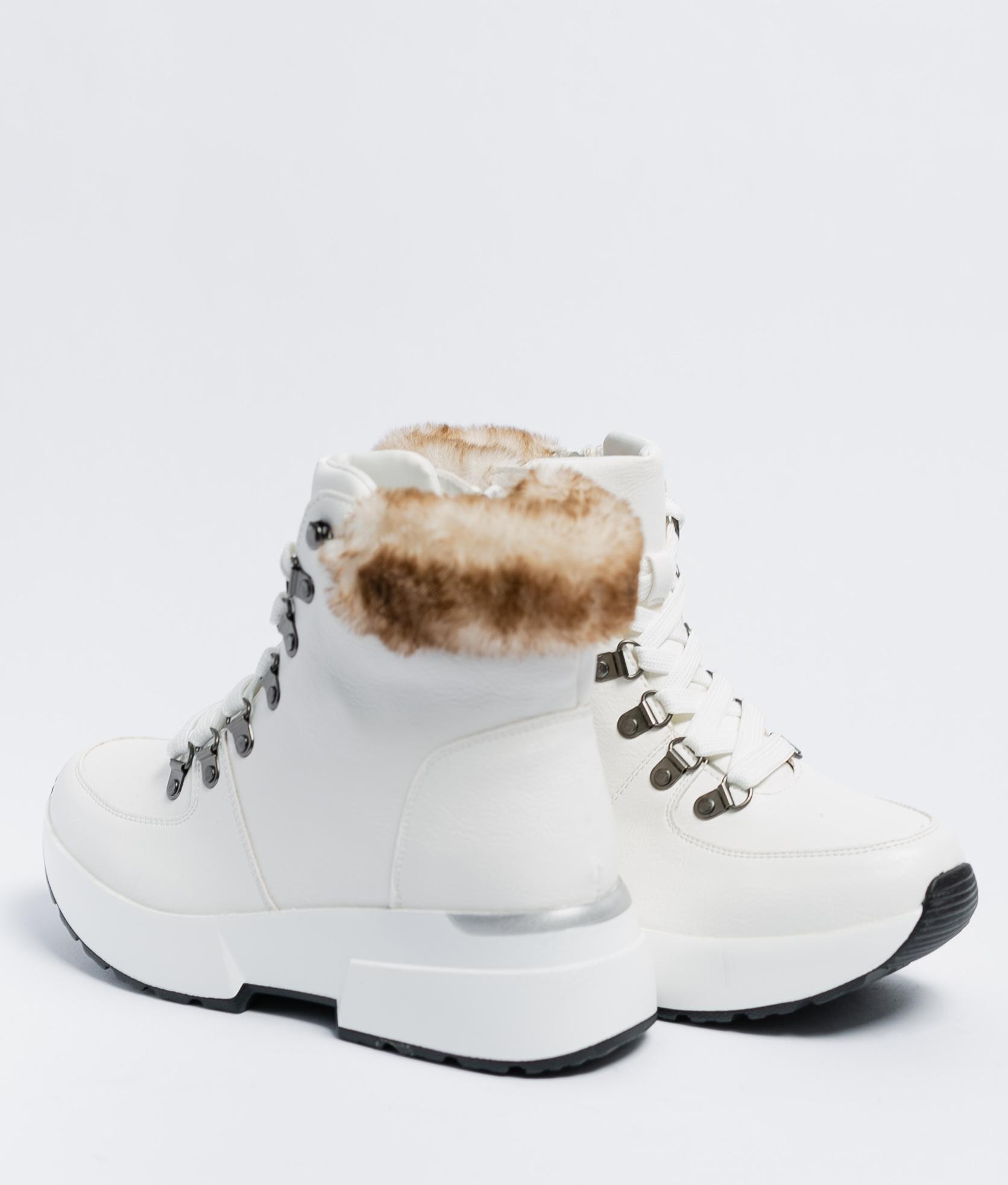Botas bajas Moila - Blanco