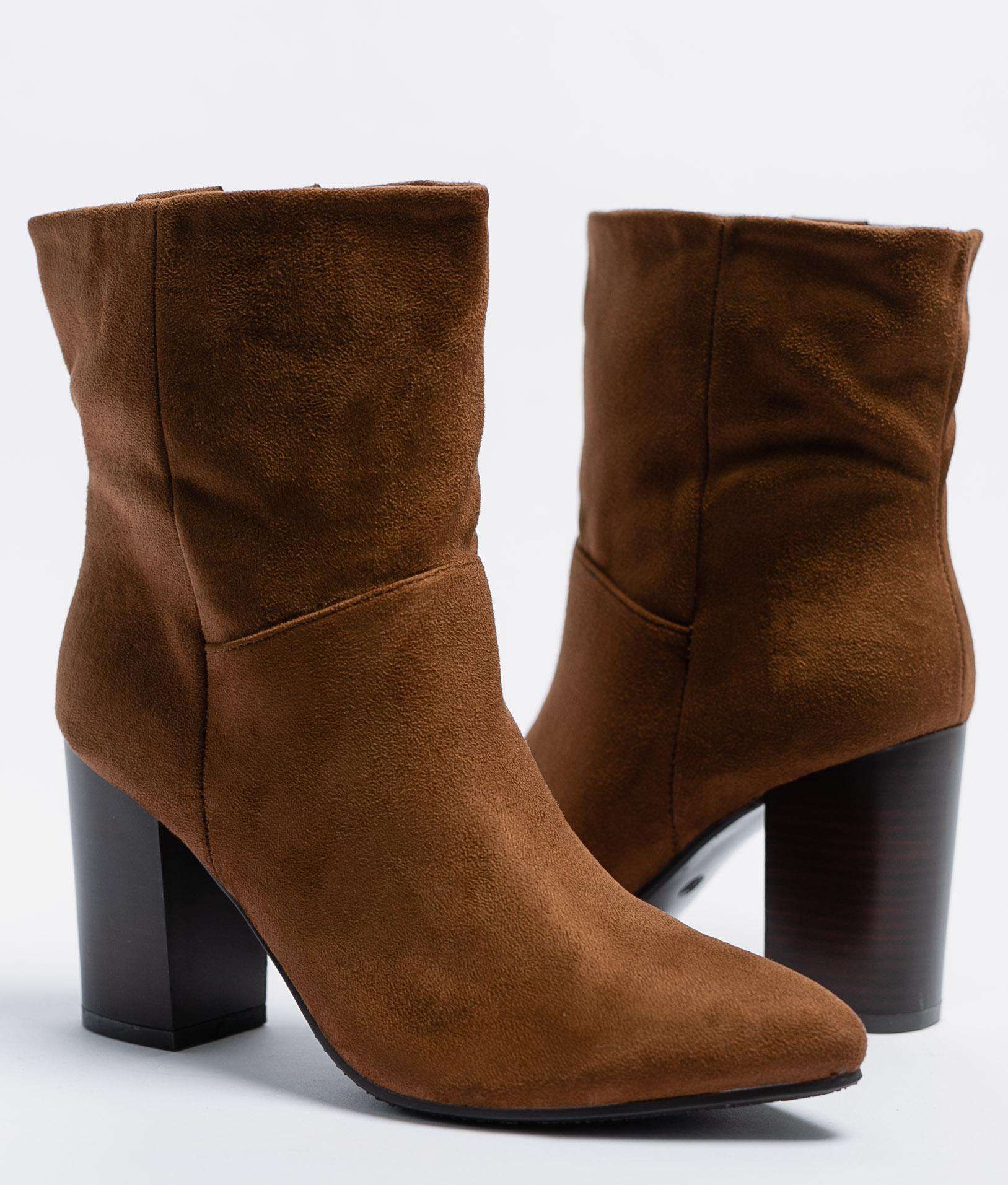 Low Boot Acora - Camel