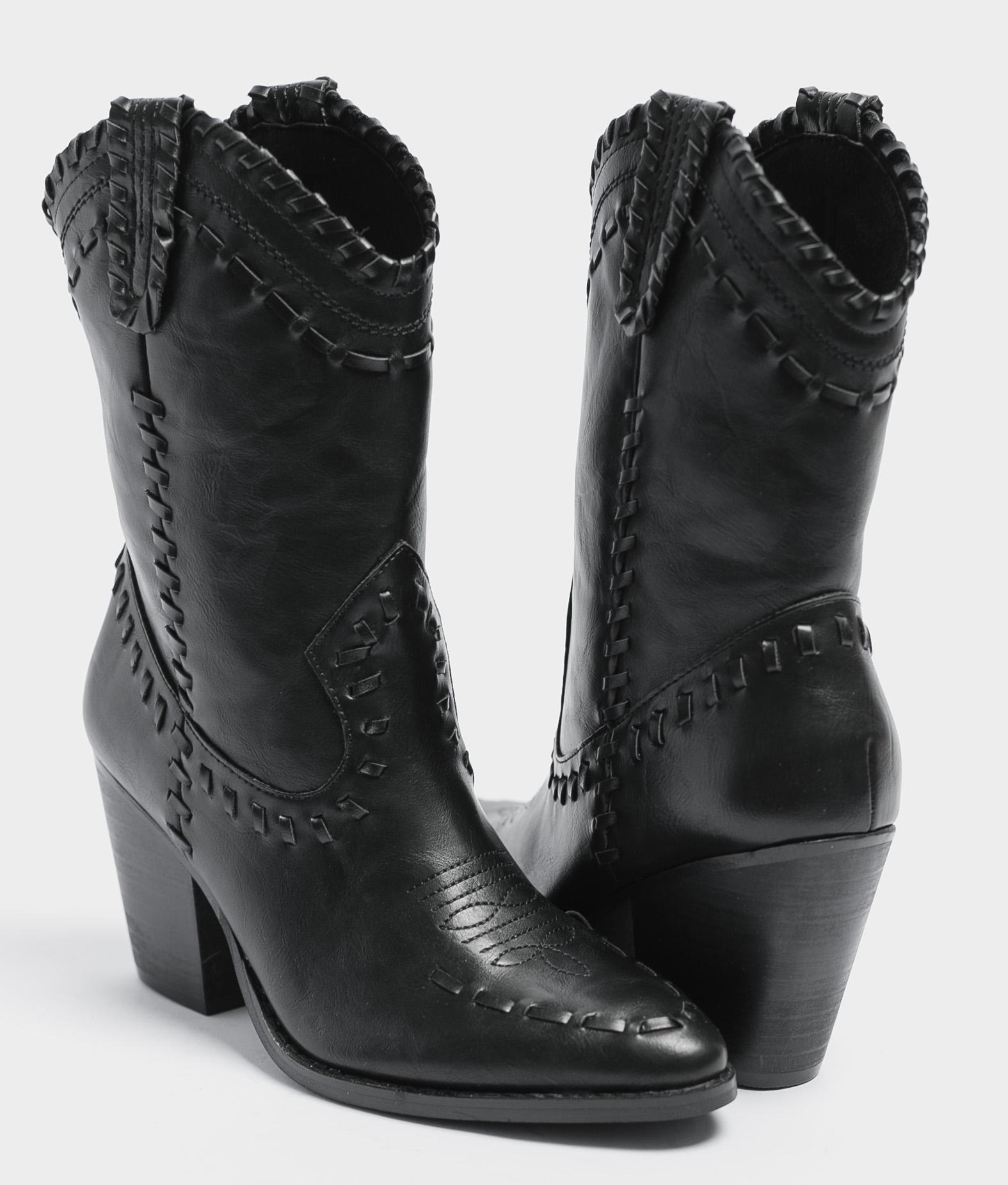 Croma Small Boot - Black