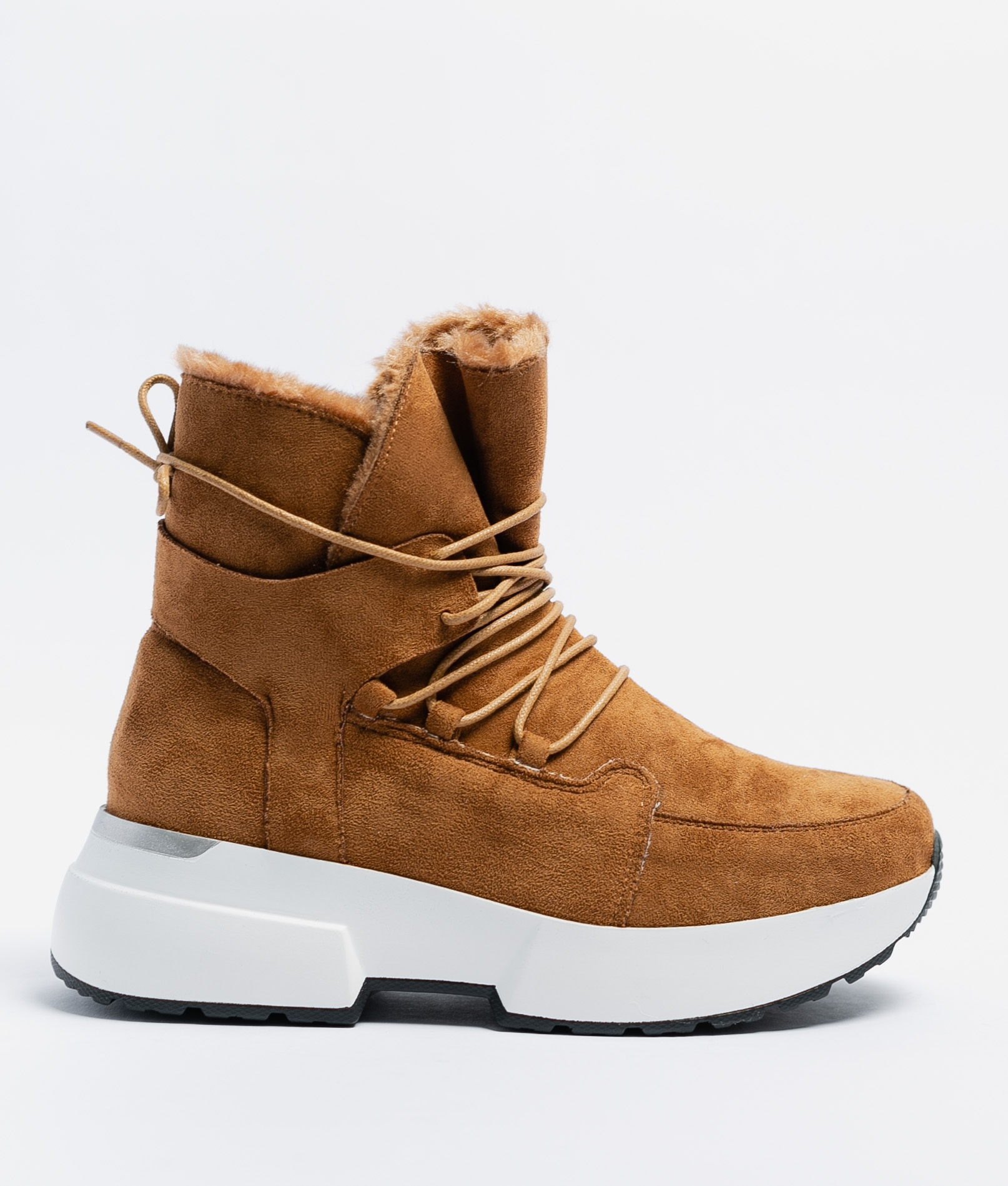 Low boot Coisa - Camel