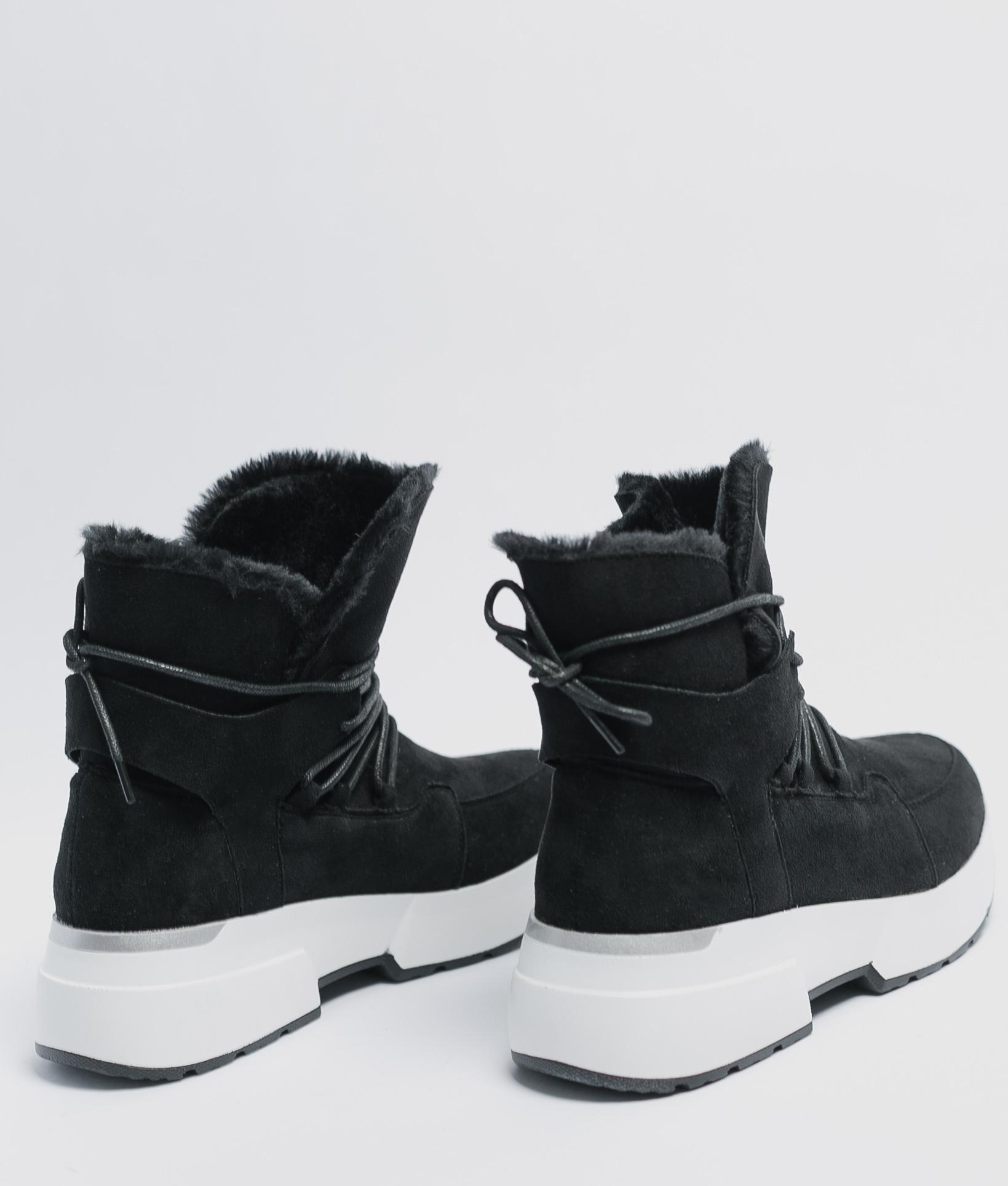 Bota baja Coisa - Negro
