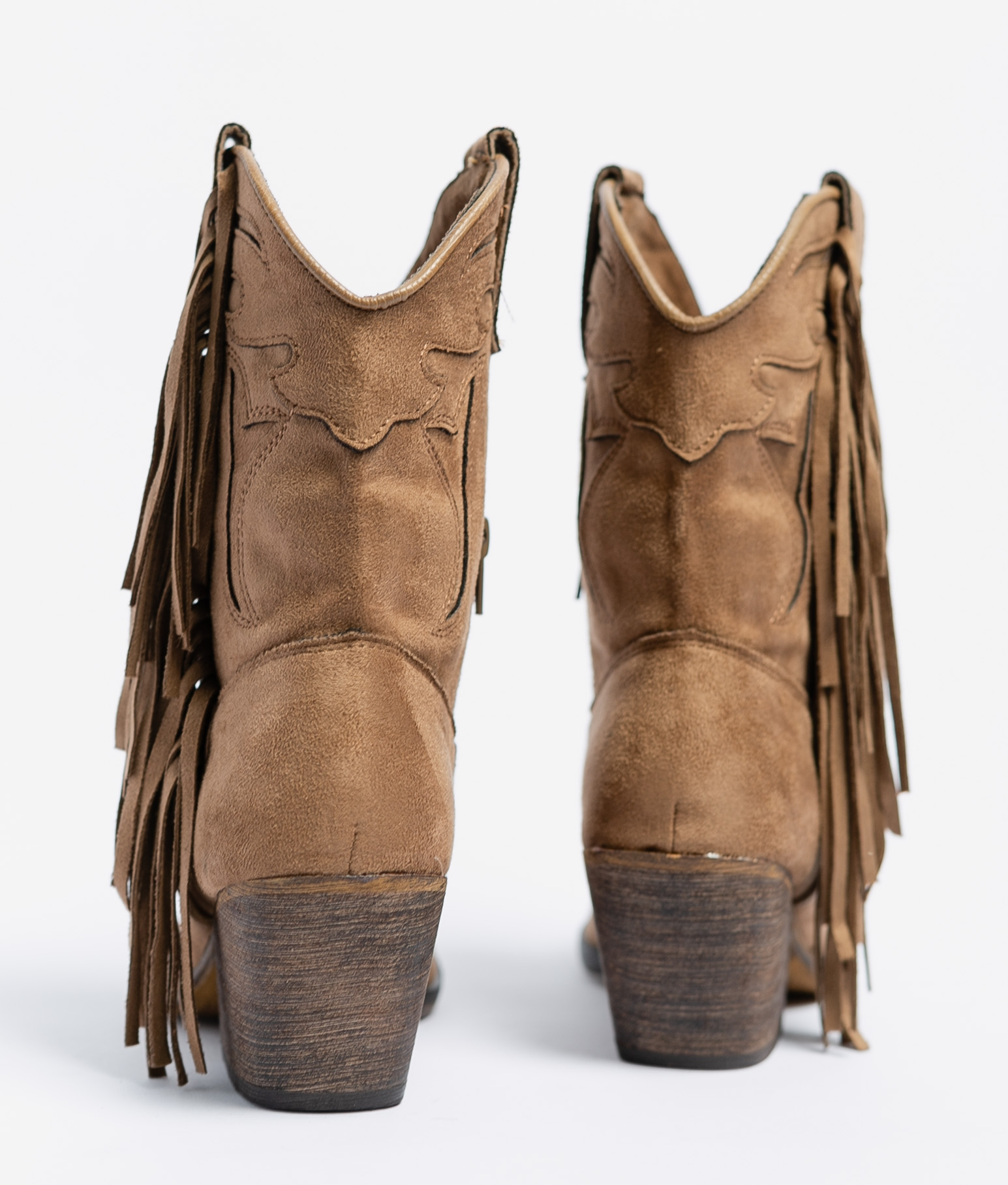 Bota Baja Amily - Camel