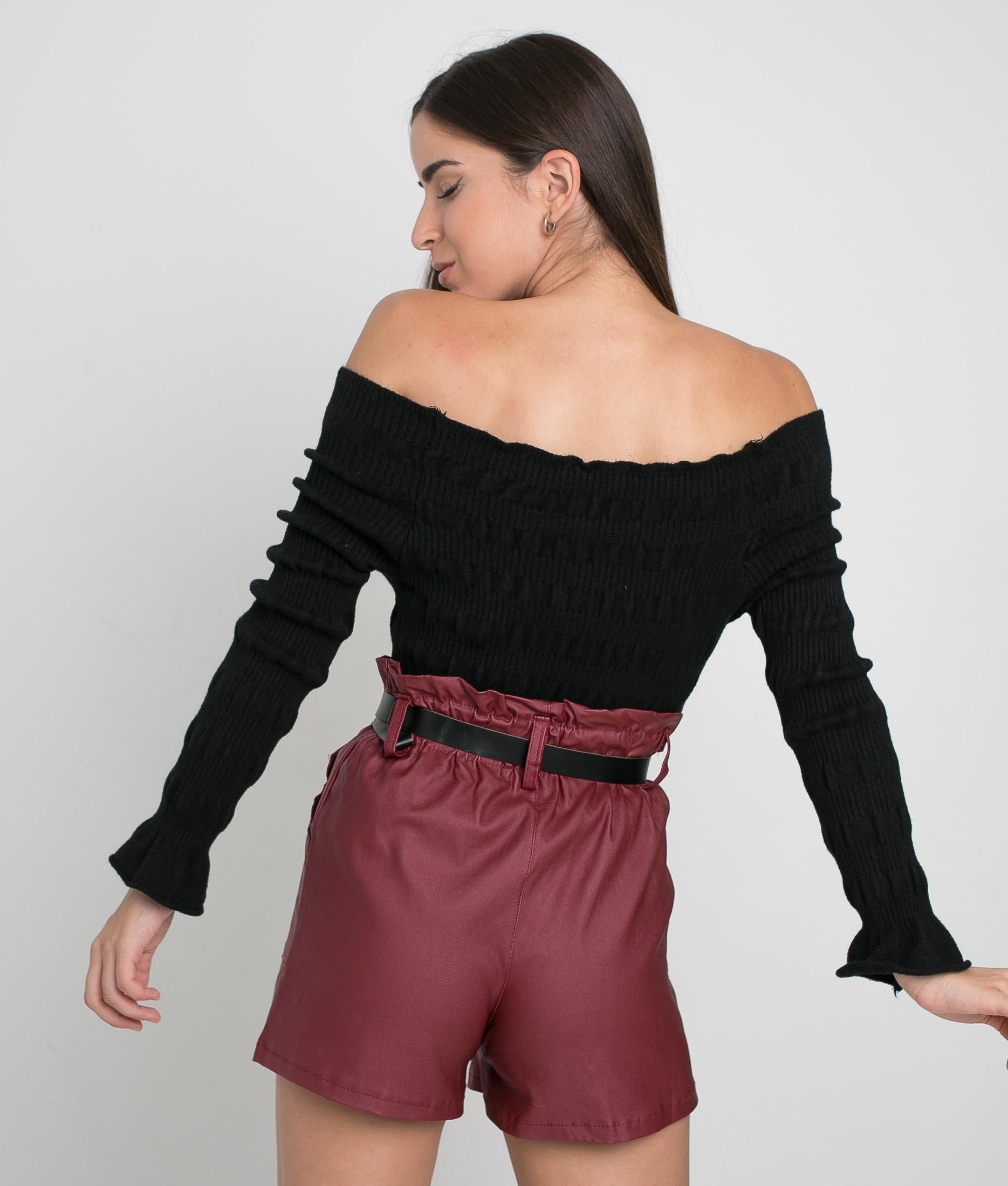 T-Shirt Saradis - Black