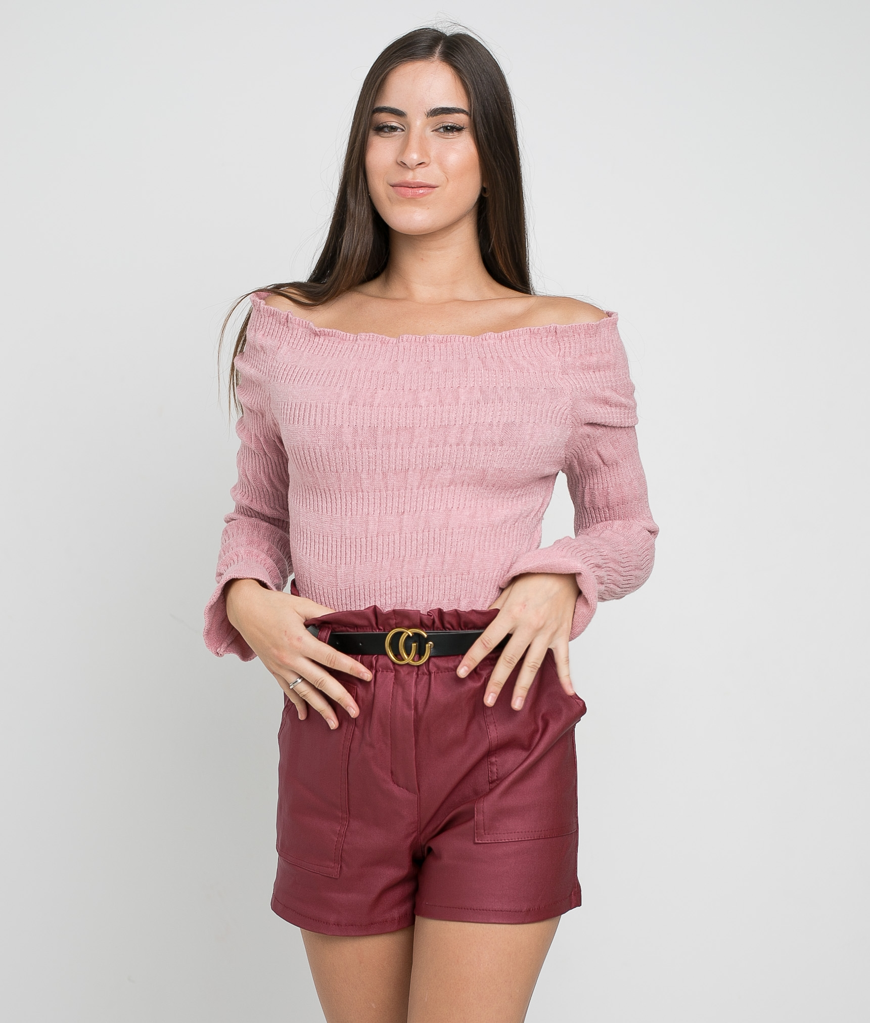 Camisola Saradis - Rosa