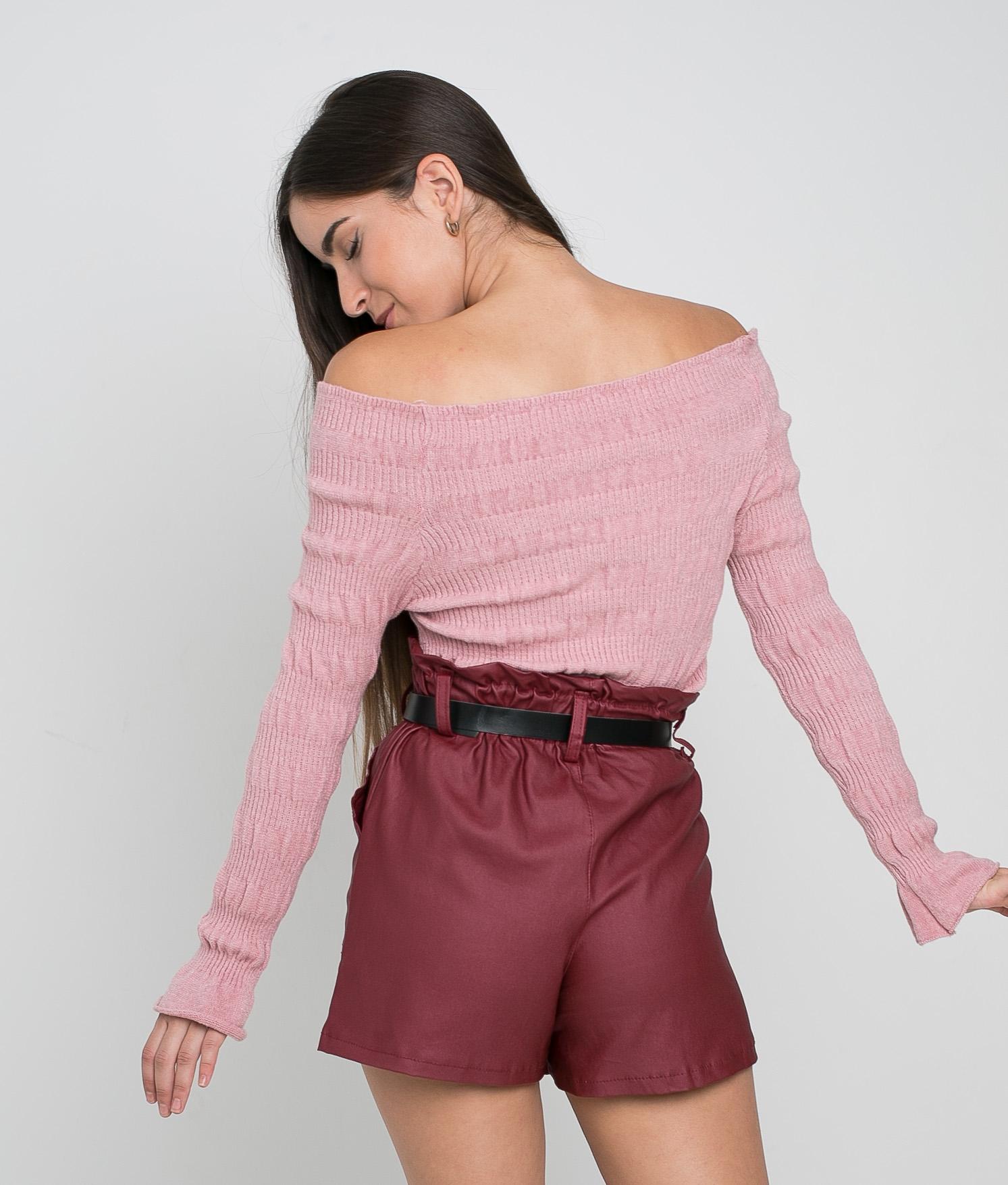Sweater Saradis - Pink
