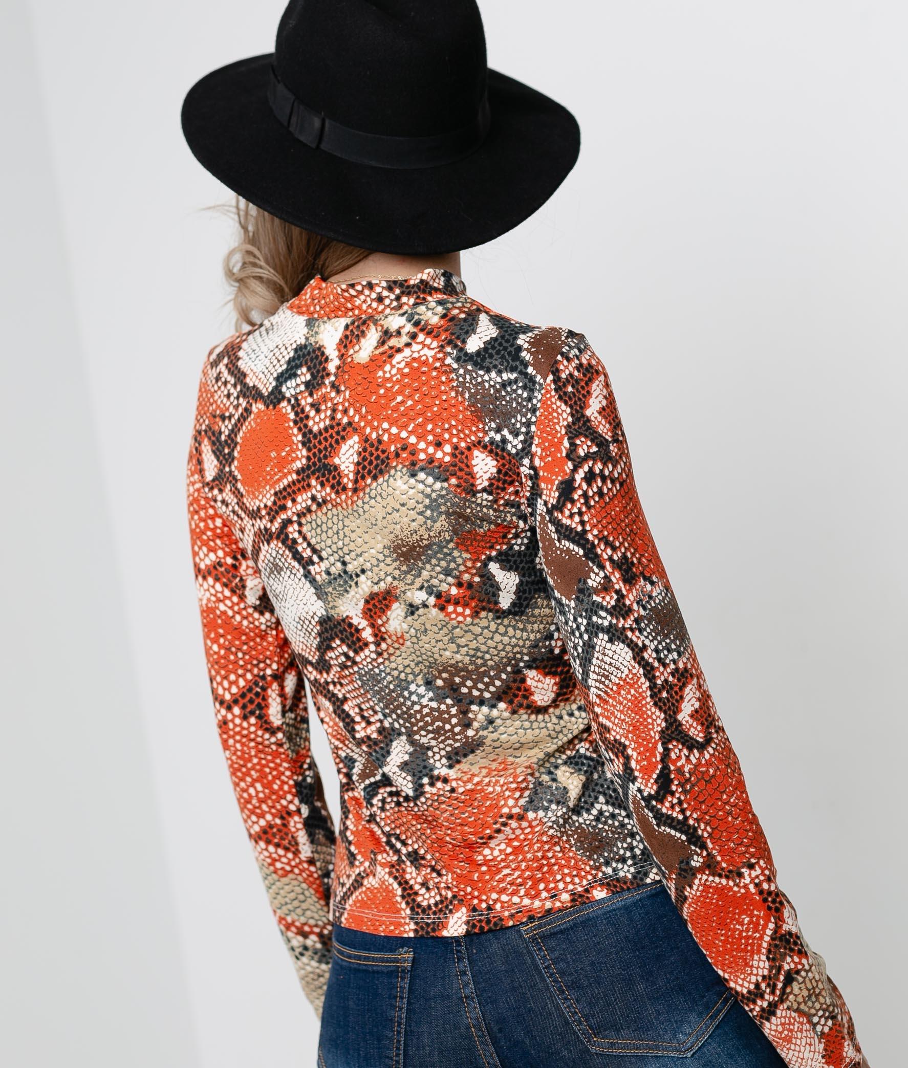 T-shirt Rubes - Orange
