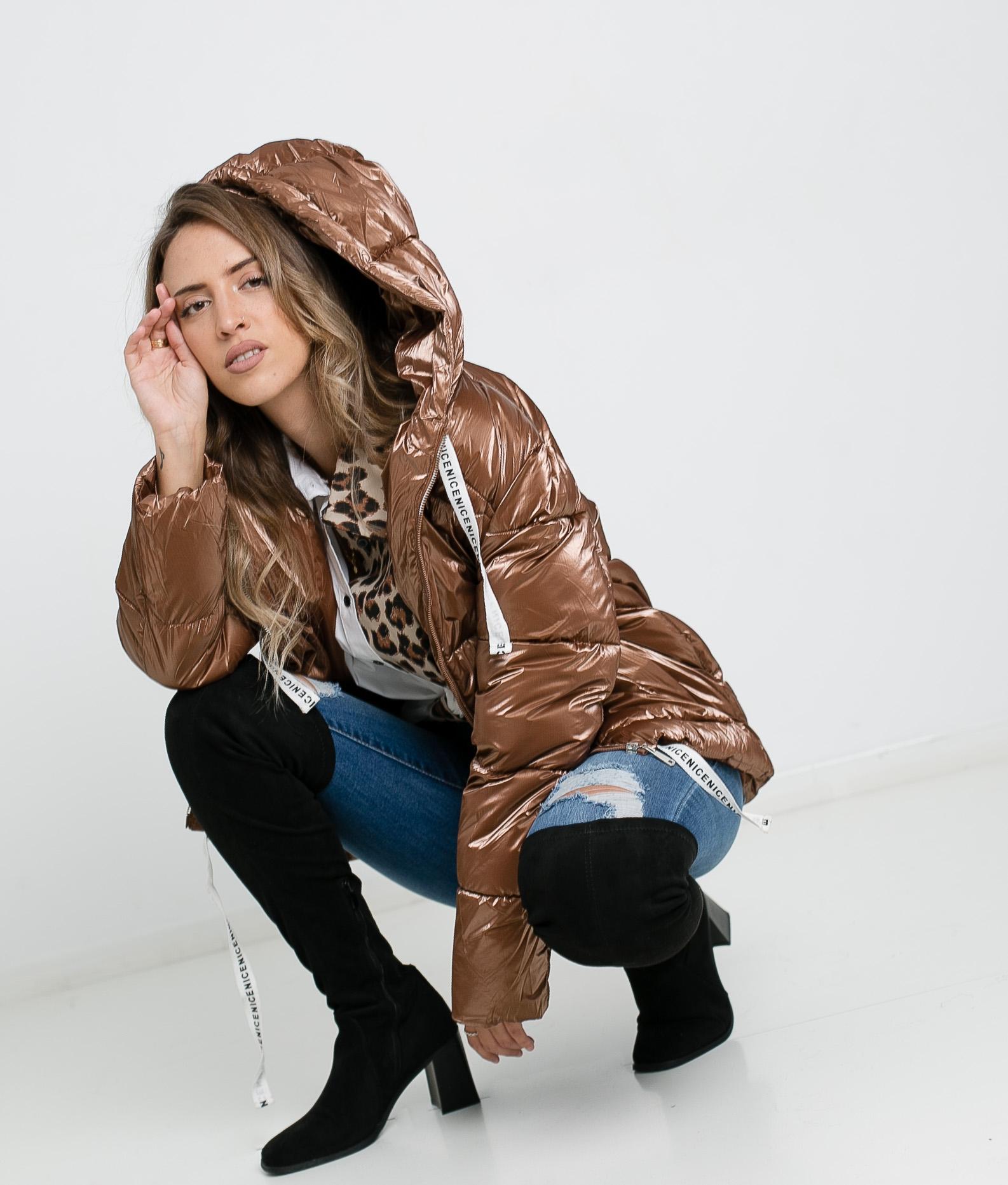 JACKET NOBLE - brown