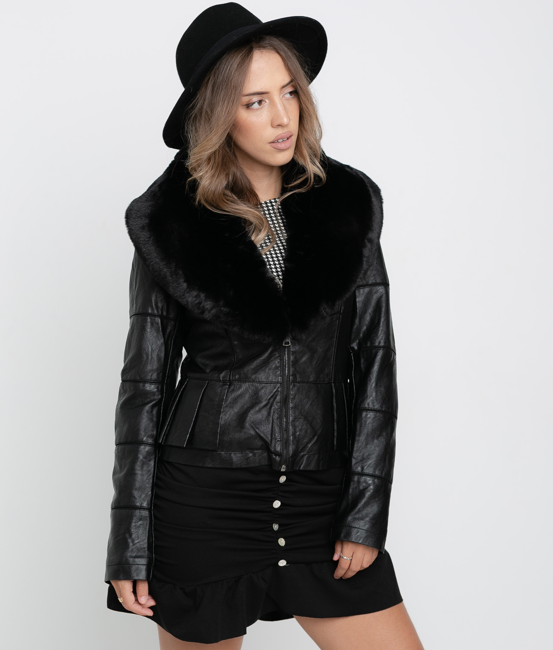 Riot Jacket - Black
