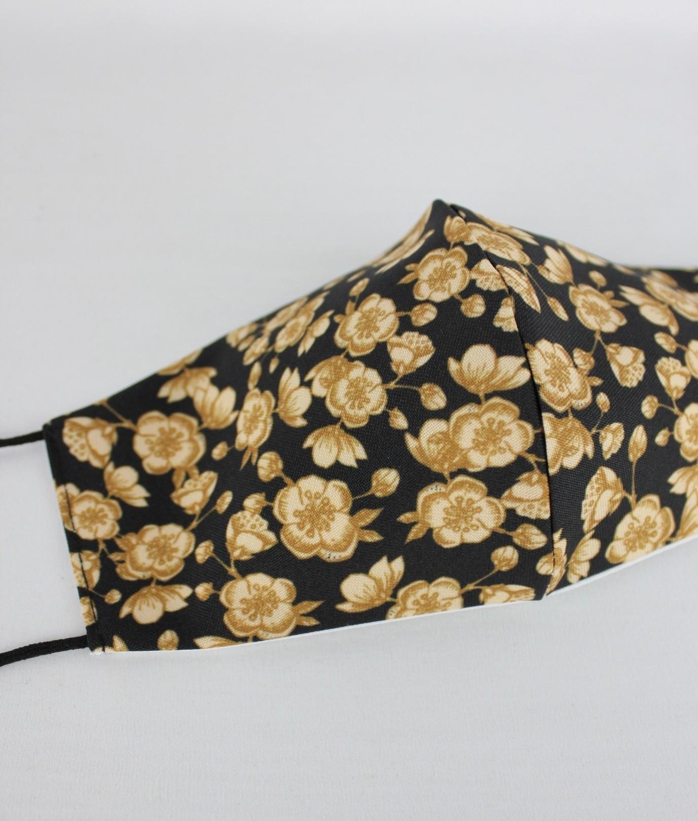 Masque Yesitex - Fleurs CN