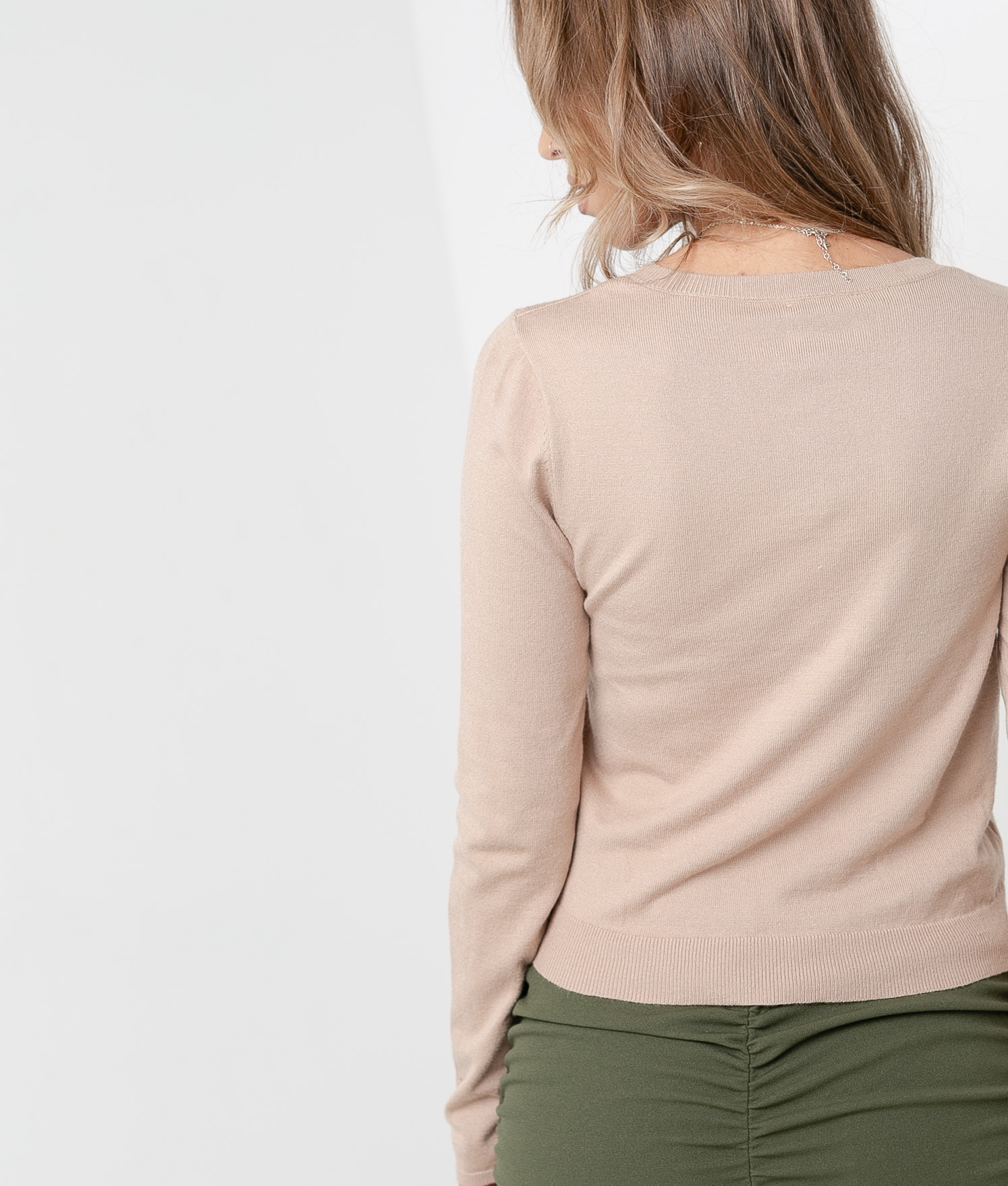 Jersey Beco - Camel