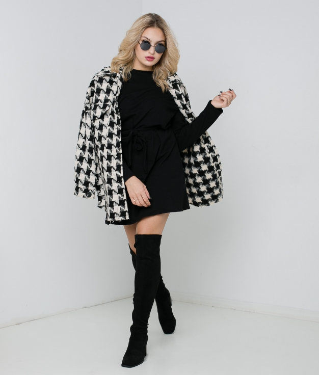 Vestido Nevel - Negro
