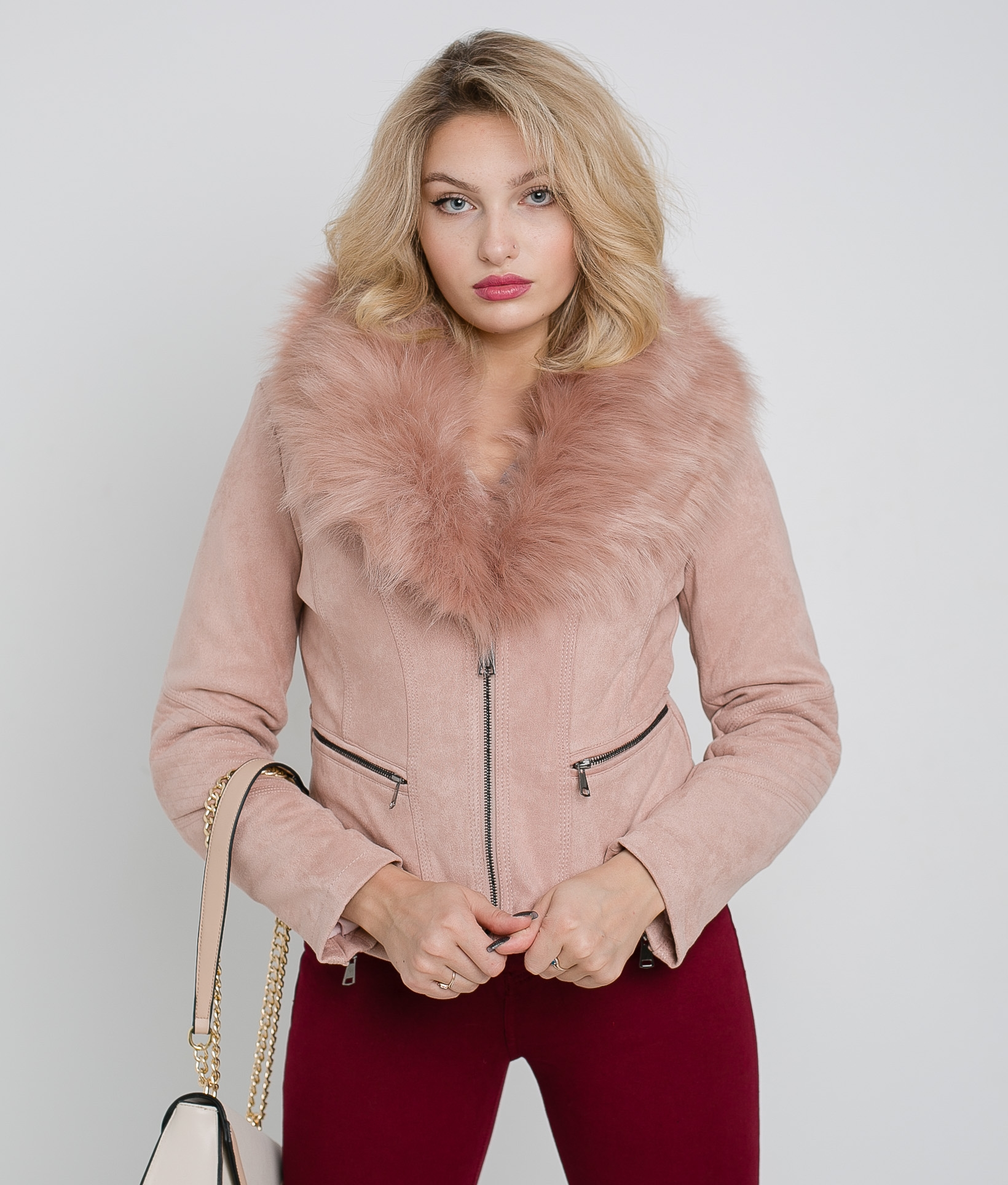 Burien Jacket - Pink