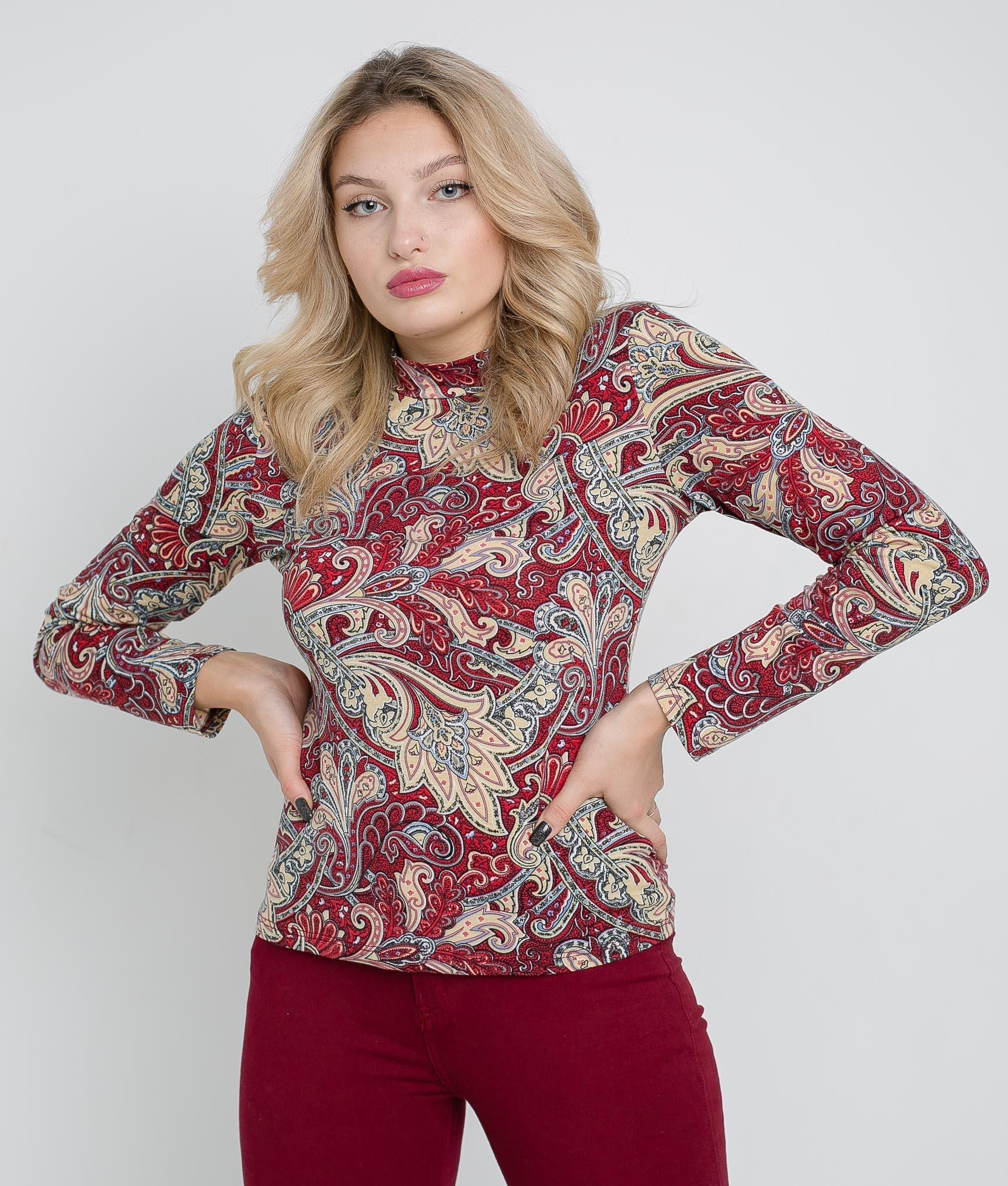 Camiseta Rubes - Grená
