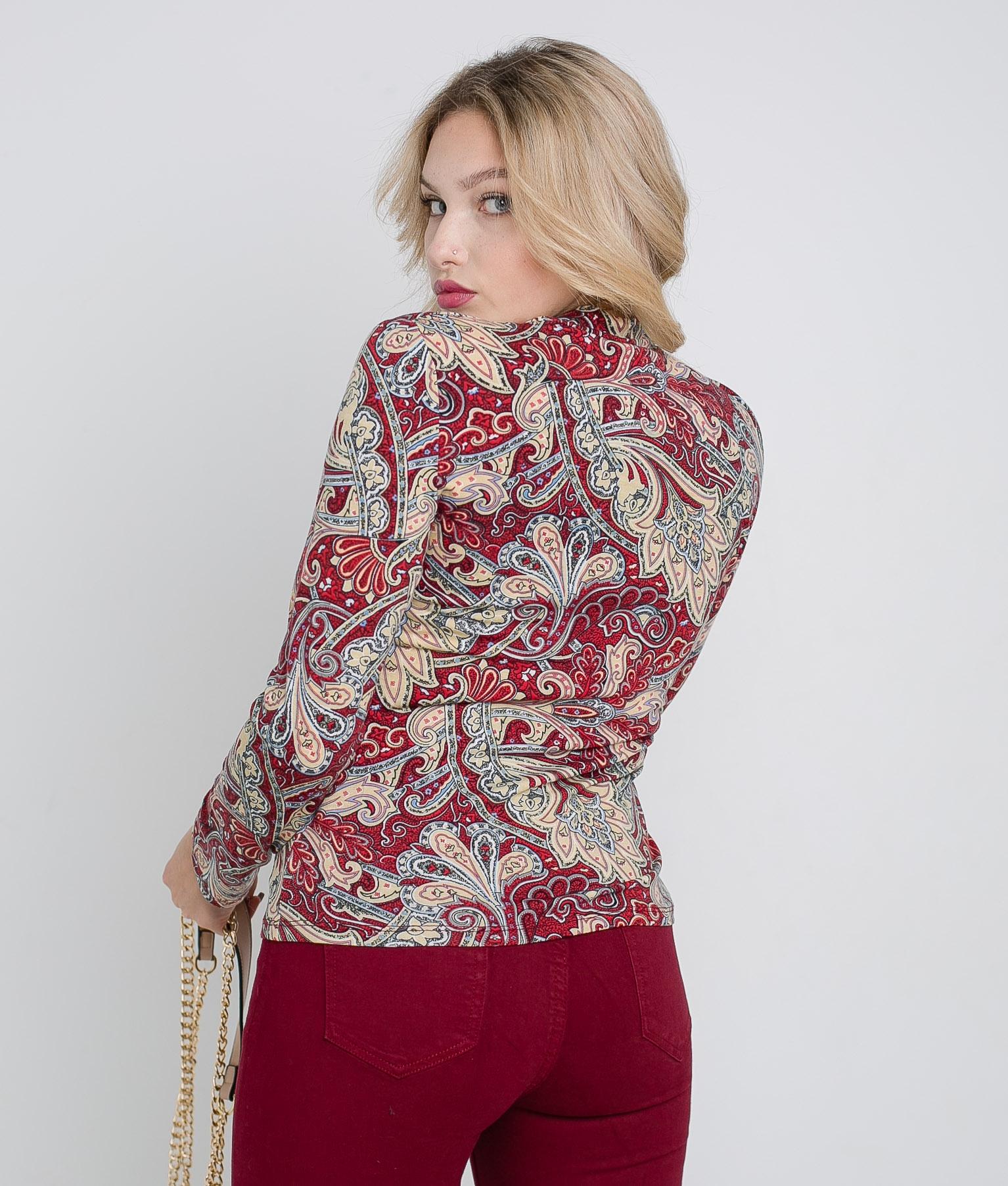 Camicia Rubes - Granato