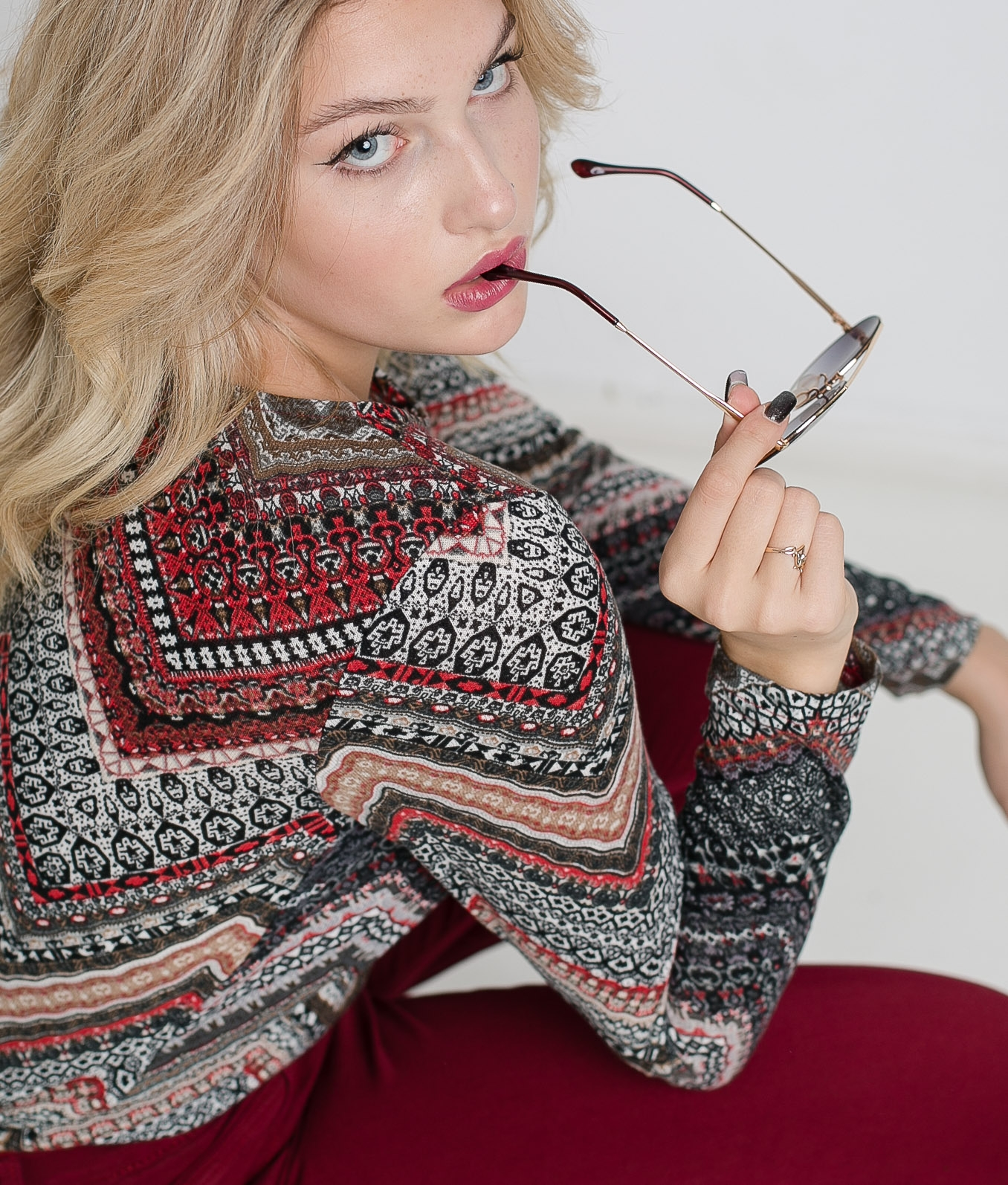 Camicia Lobi - Rosso