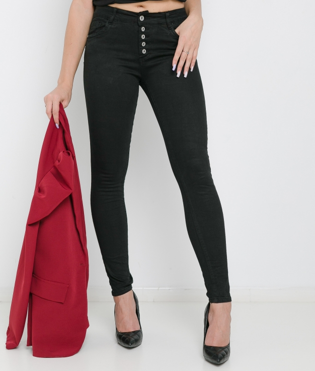 Trousers Mainer - Black