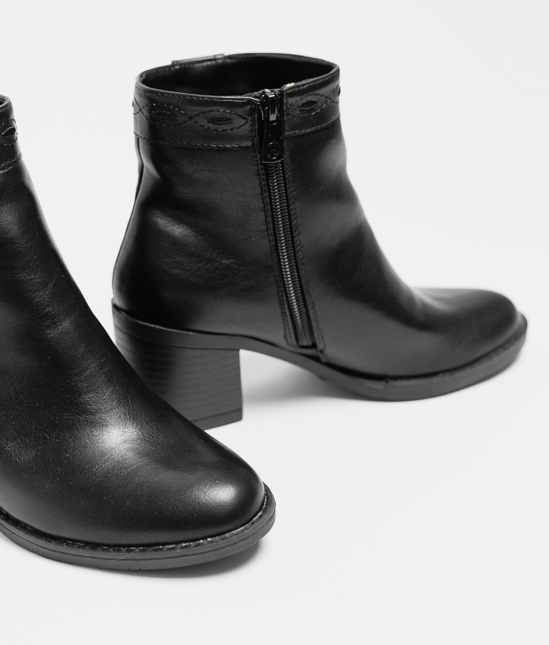 Boot Petite Dolly - Noir