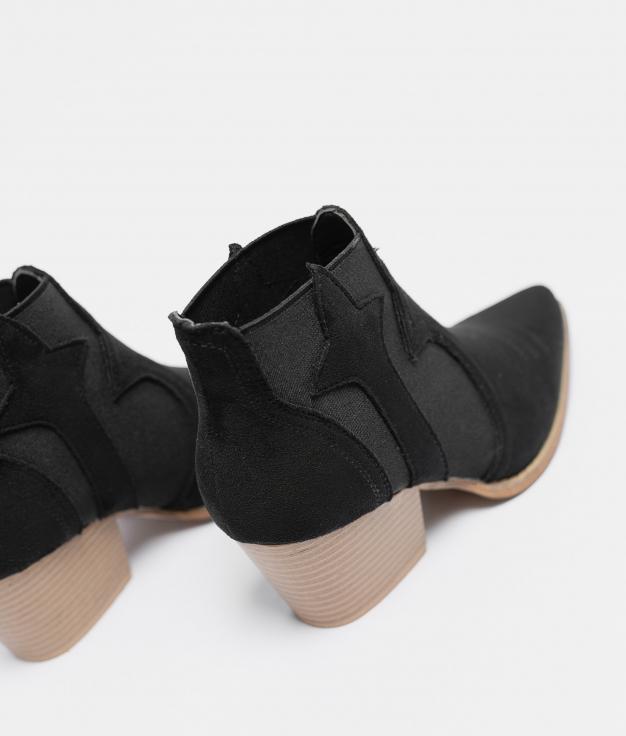 Low Boot Zalirio - Black