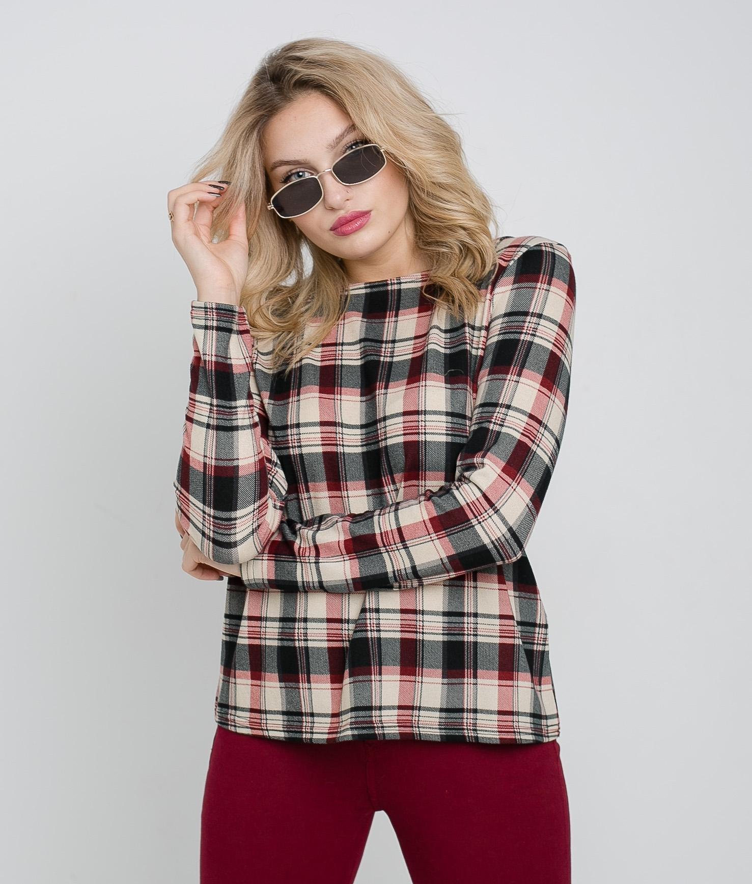 Camiseta Mariane - Rojo