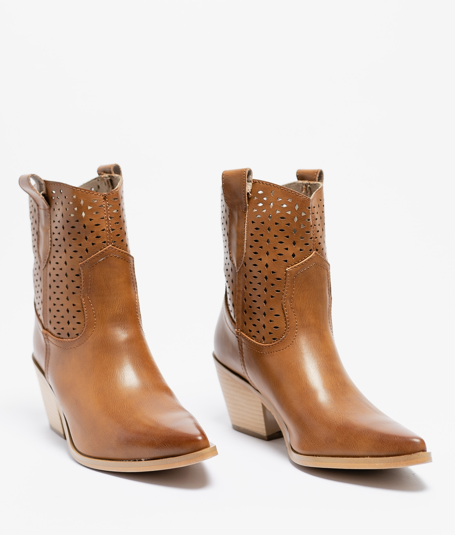 Nerila Low Boot - Camel