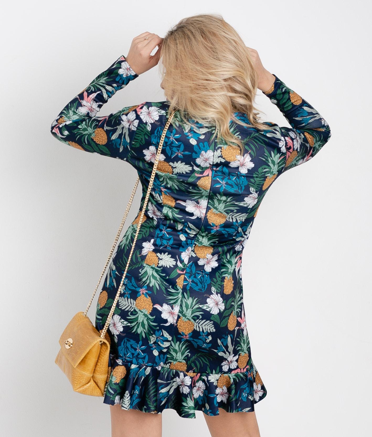 Vestido Codres- Azul Marinho
