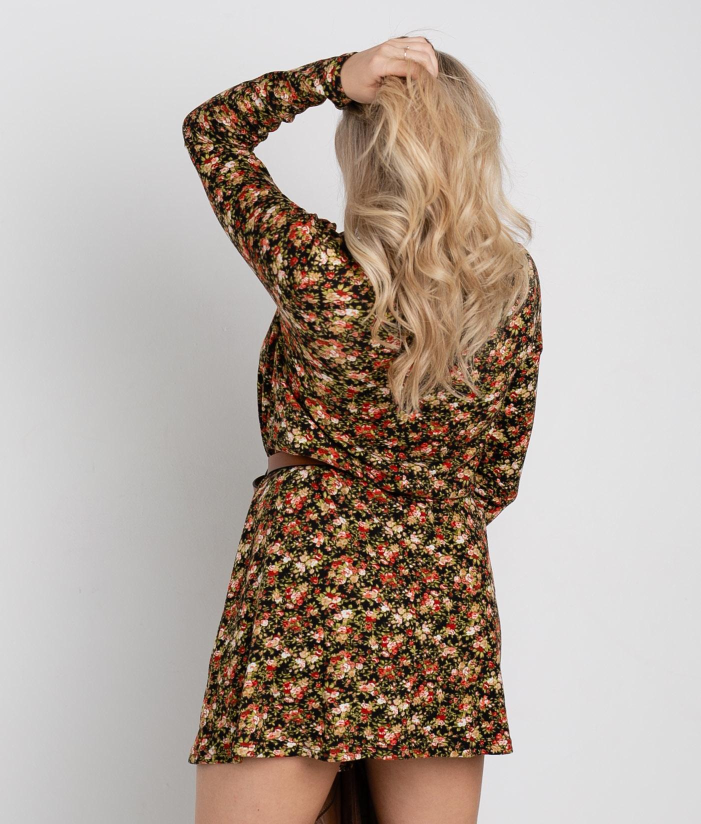Dress Florti - Black