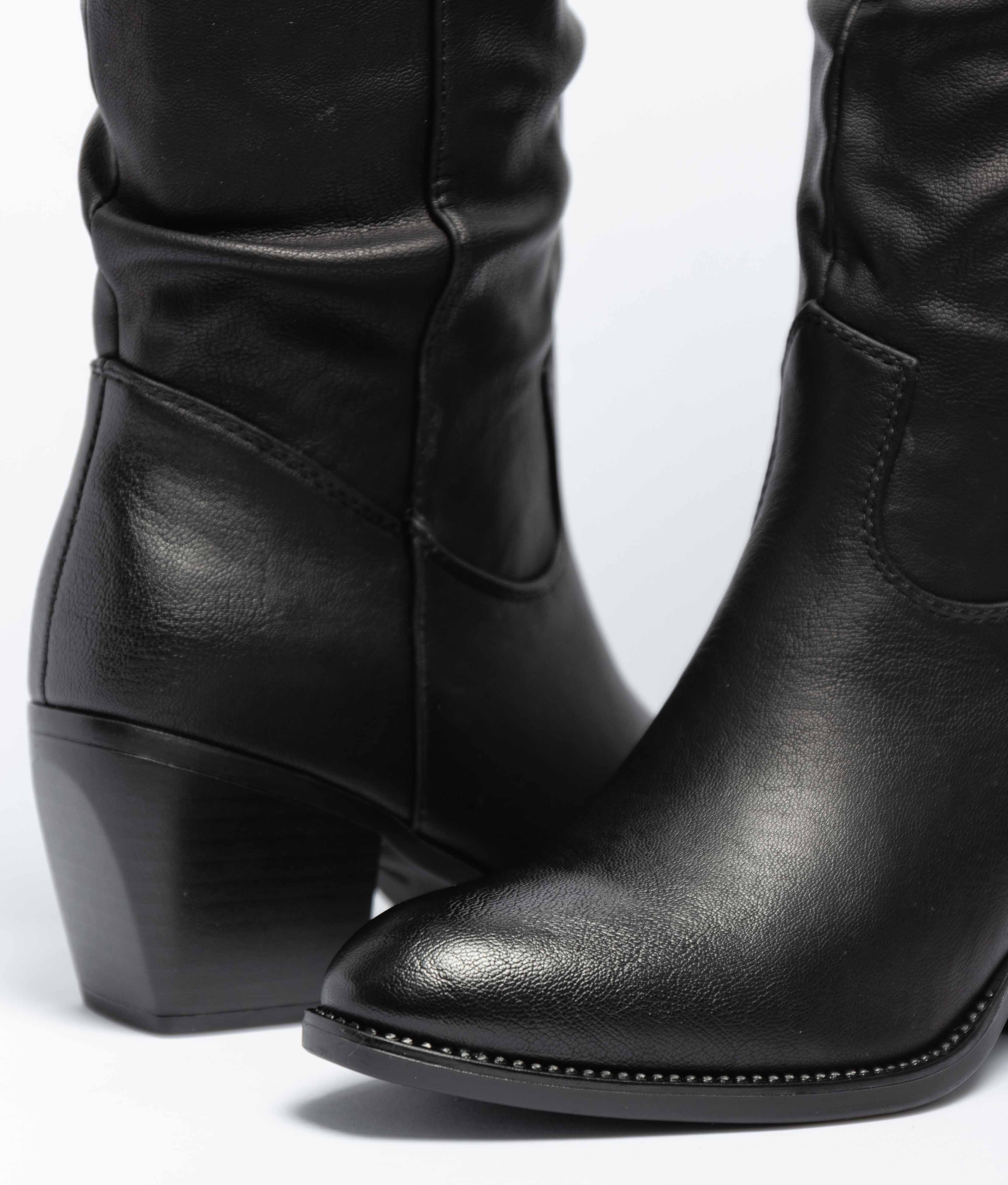 Knee-Length Boot Dorela - Black