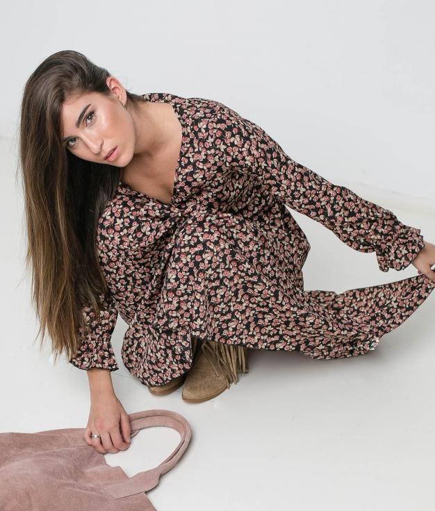 Dress Nut - Black