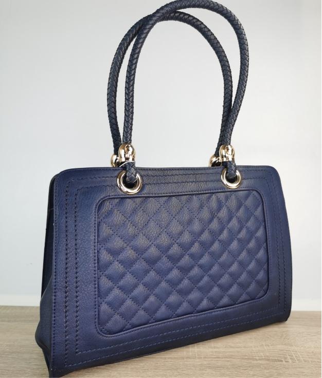 Canna bag - blue