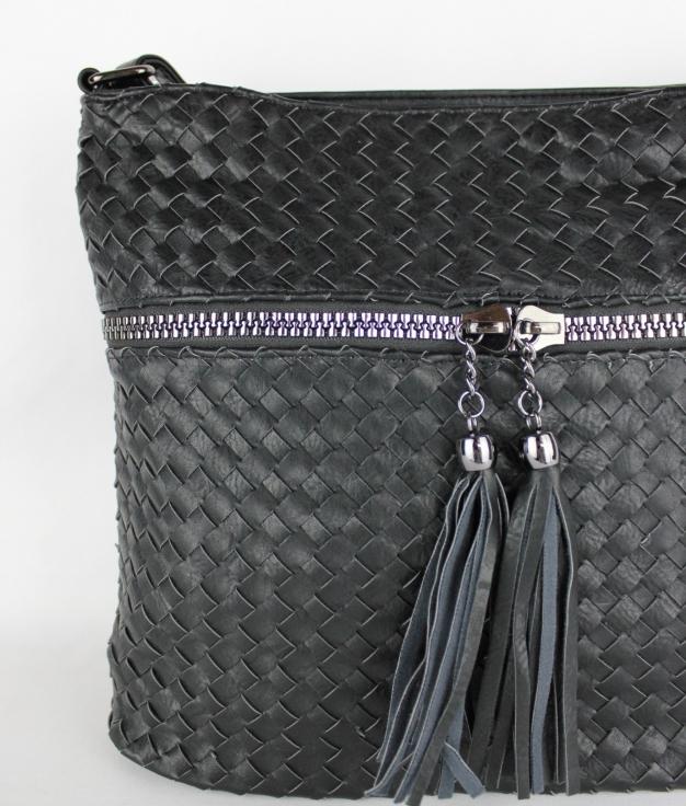 Sac porté épaule Evely - Noir