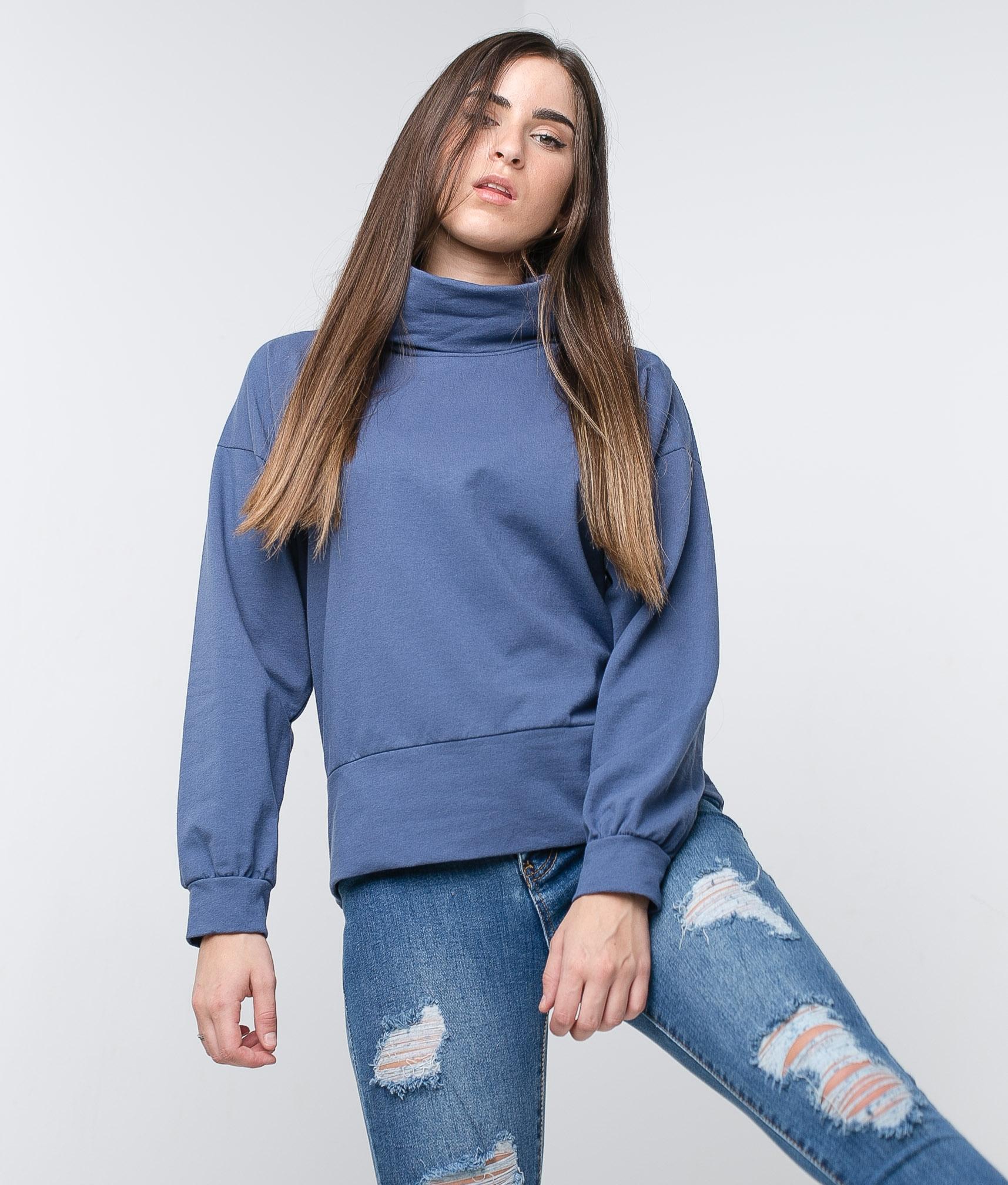 Sudadera Pilex - Azul