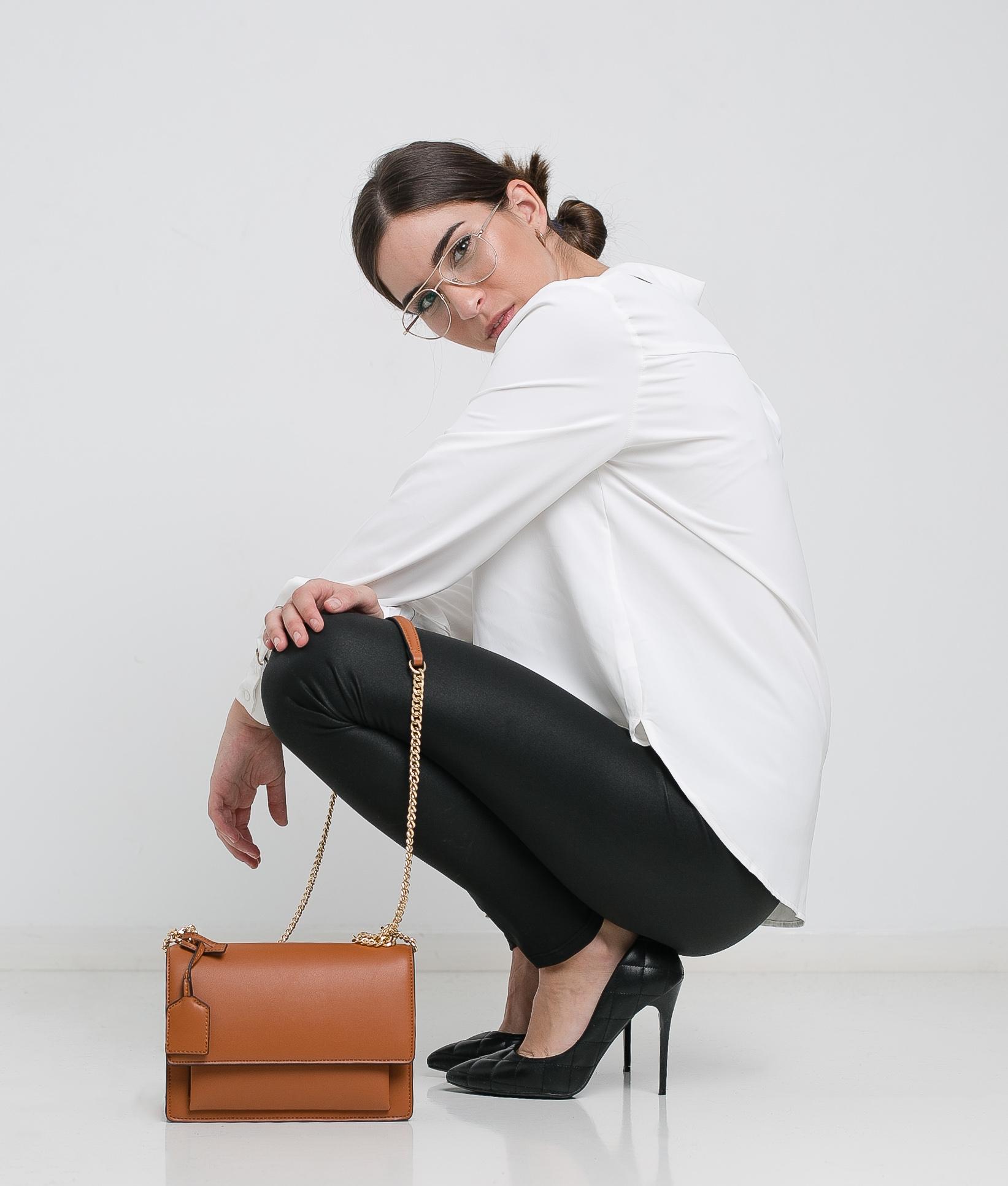 XAMILEI SHIRT - WHITE