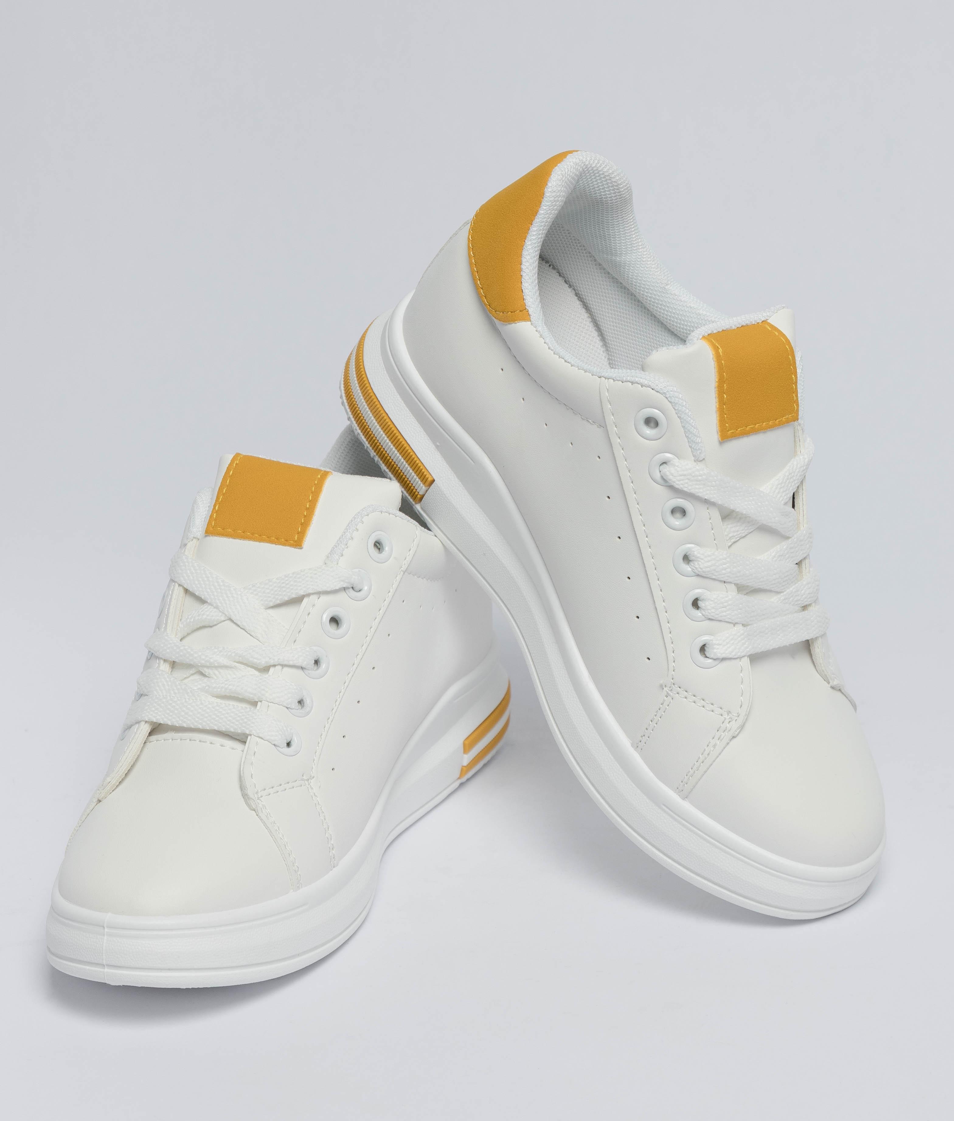 Sneakers Navil - Amarillo
