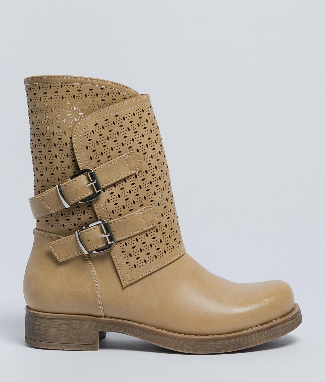 Low Boot Niky - Beige
