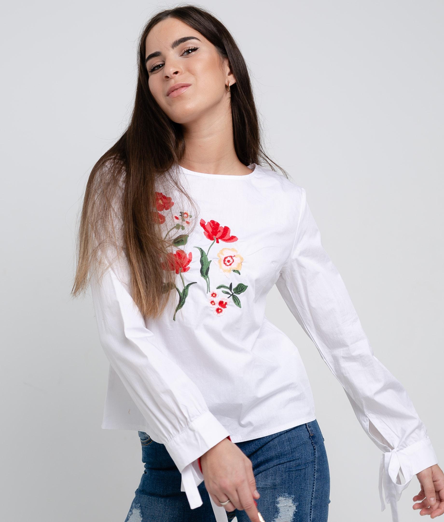 Camisa Ronda - Branco