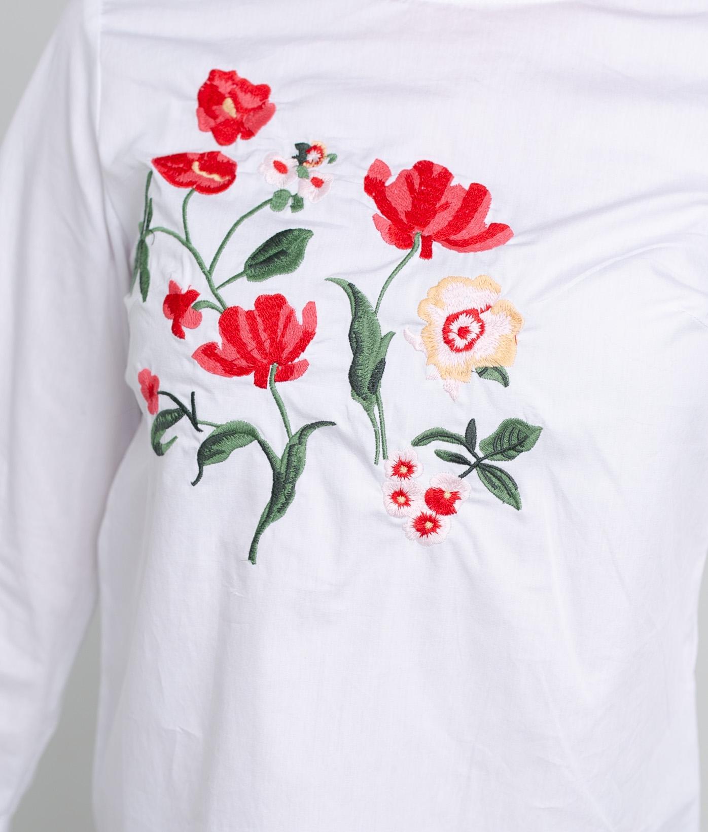 Robe Ronda - Blanc