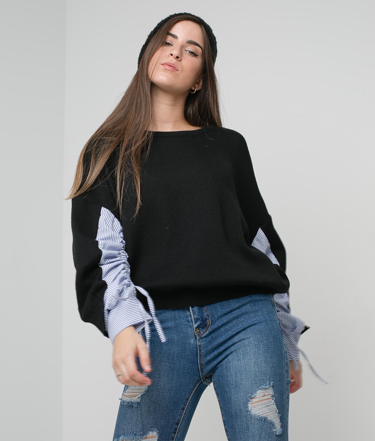 Brenan sweater - Black